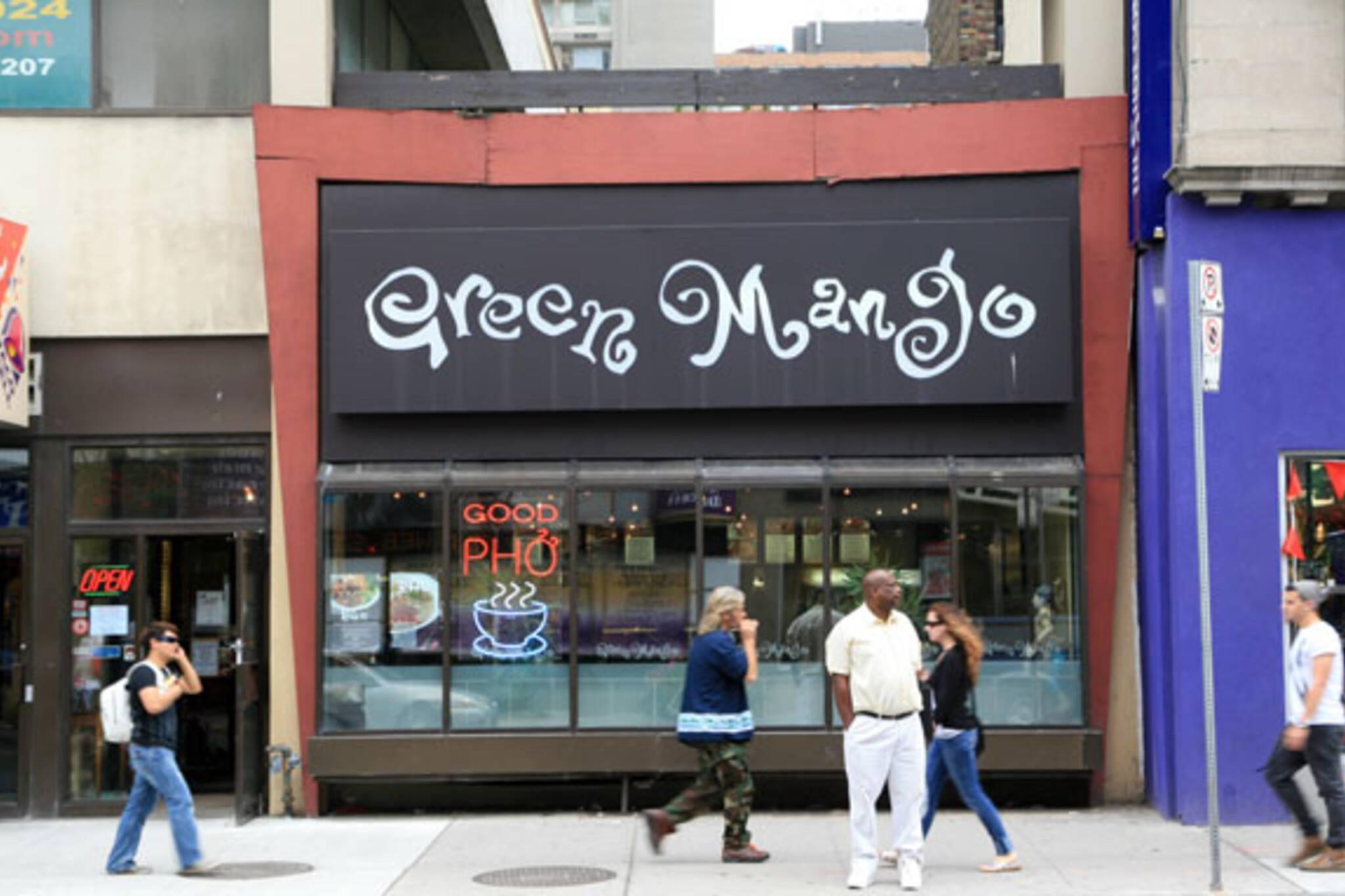 Green Mango Toronto
