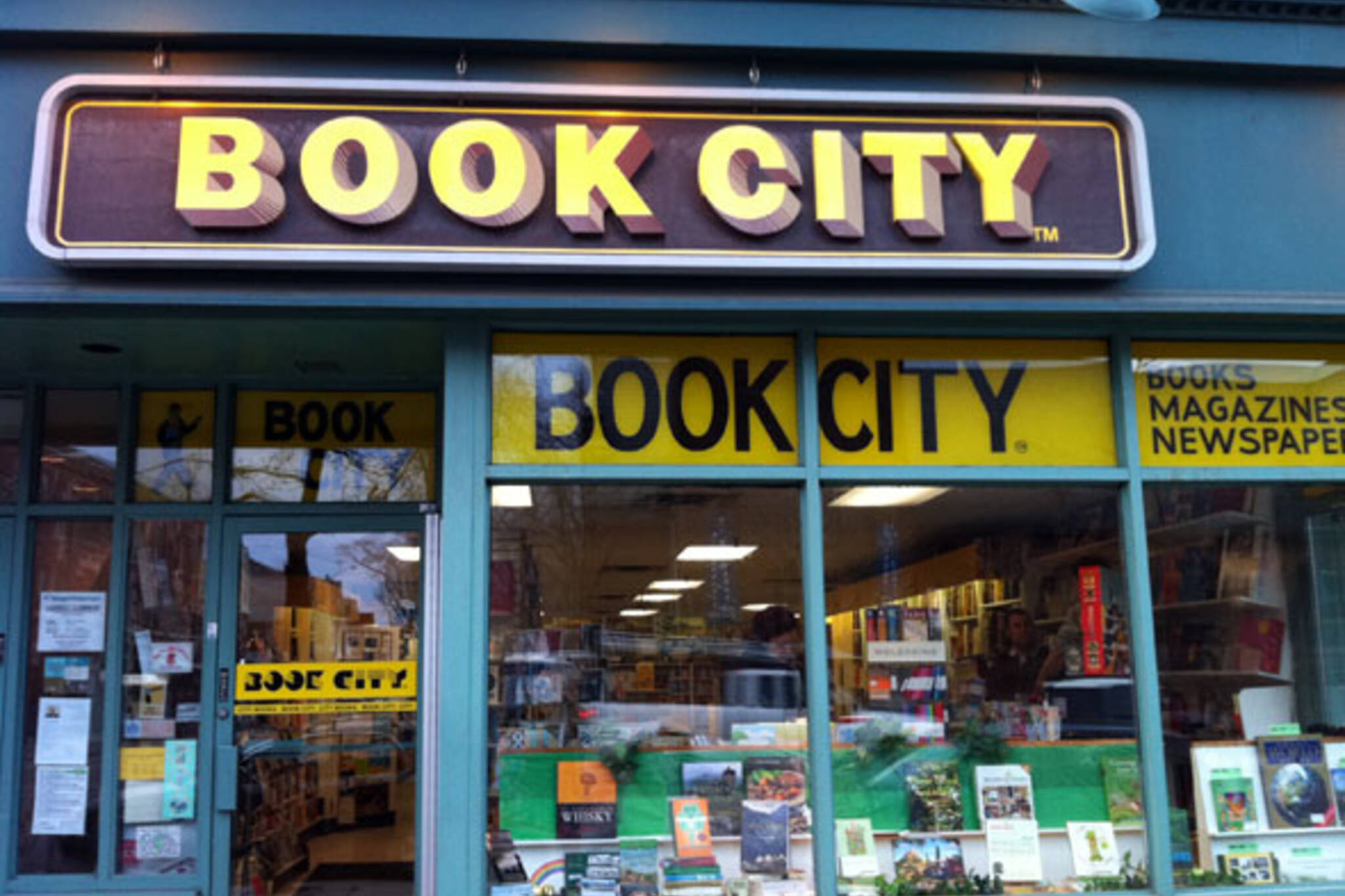 Book City Danforth