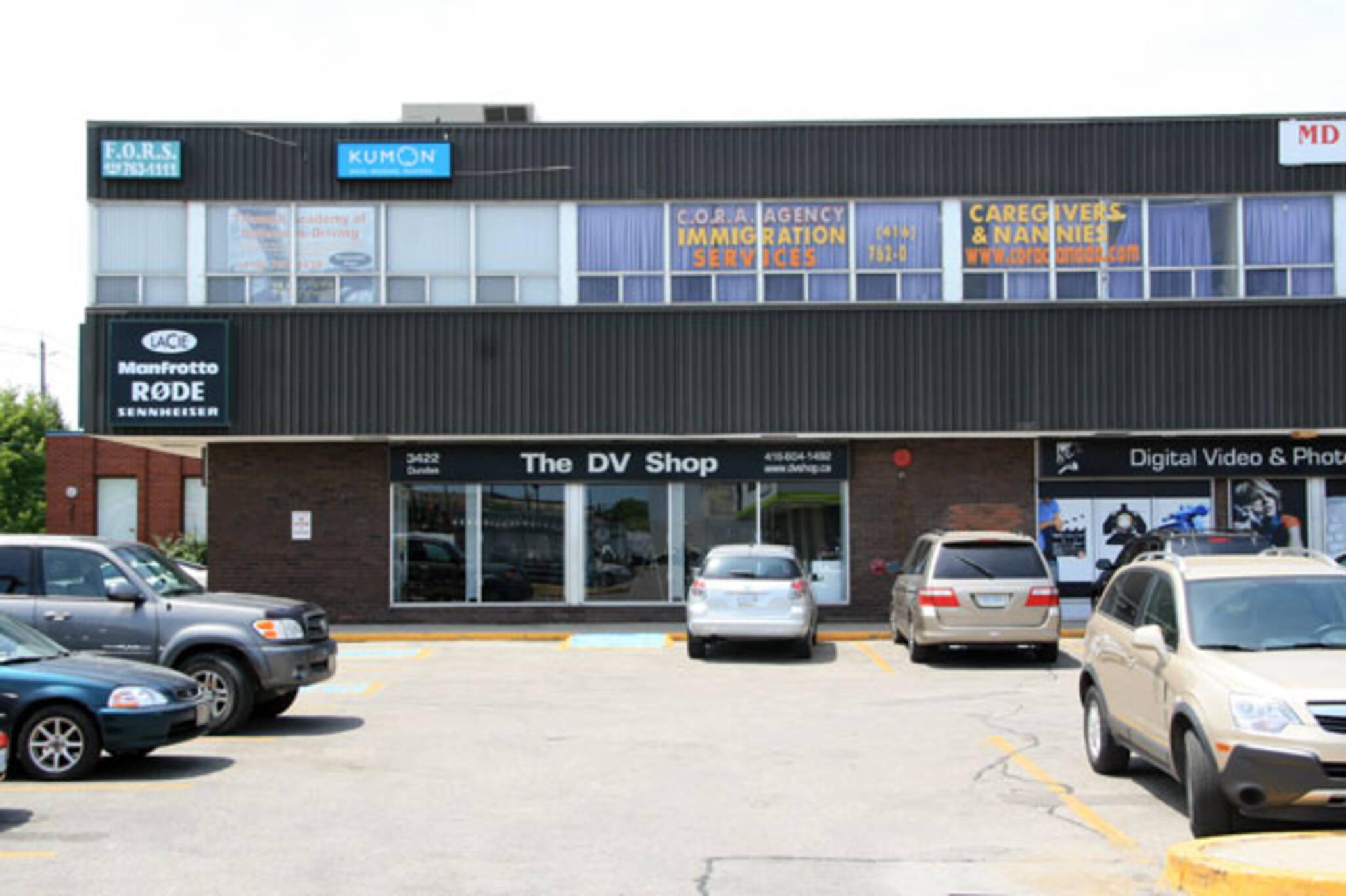 DV Shop Toronto