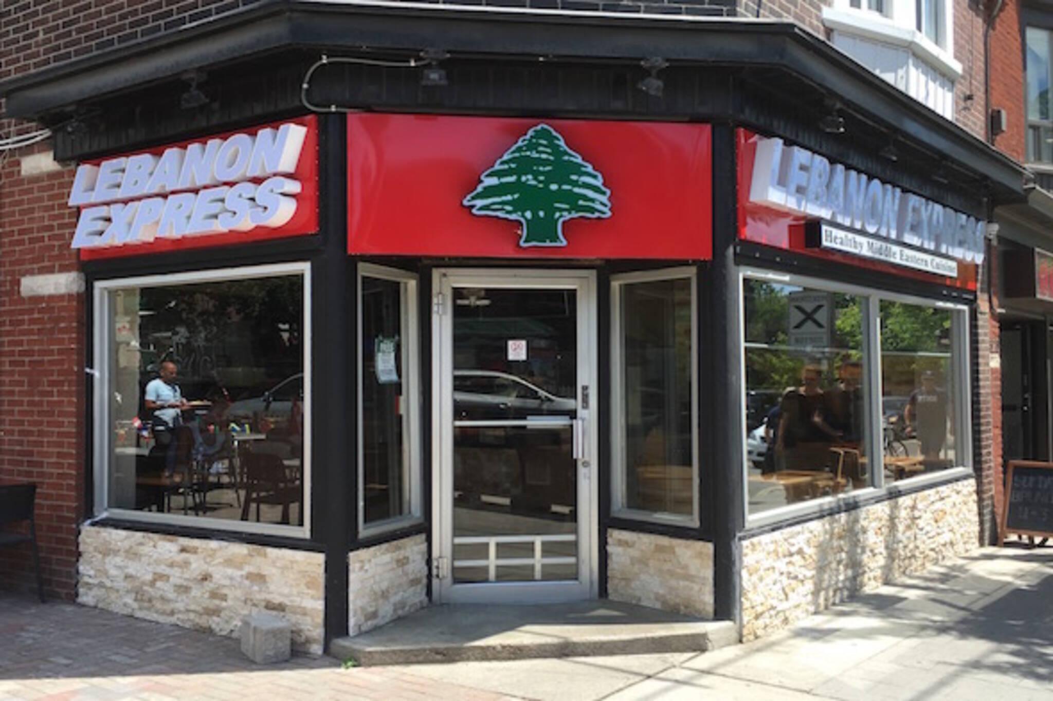Lebanon Express Roncesvalles Toronto
