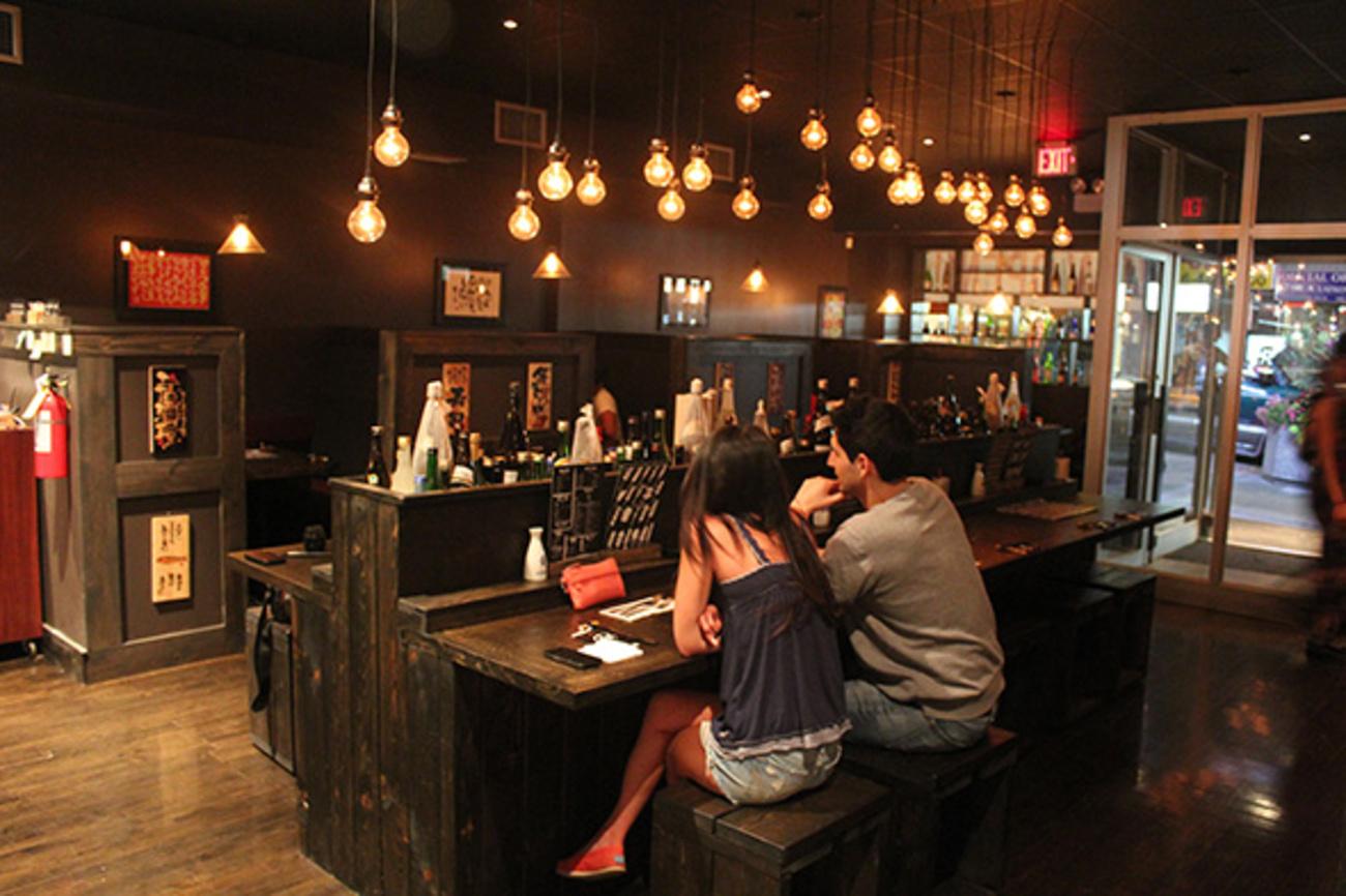 Sake Bar Kushi Blogto Toronto