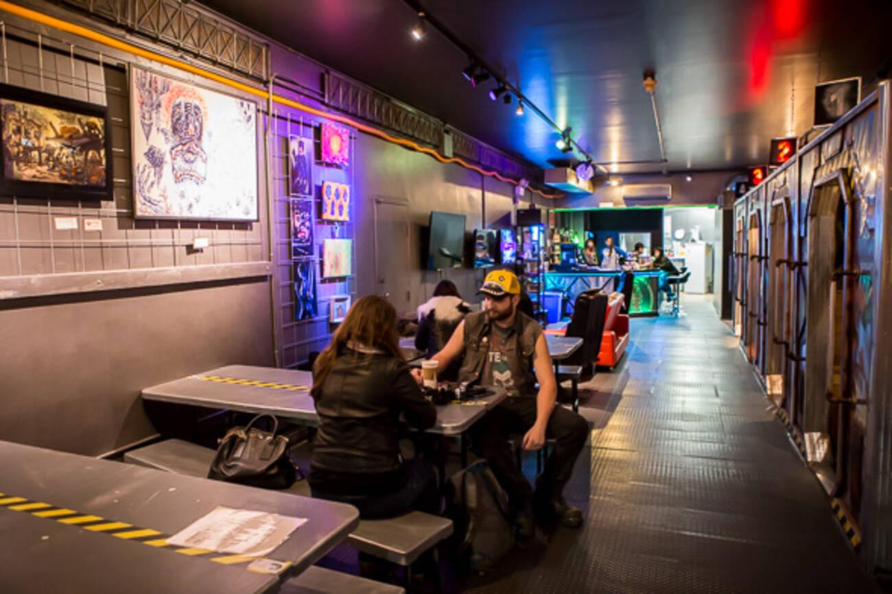 Large Escape Rooms Toronto