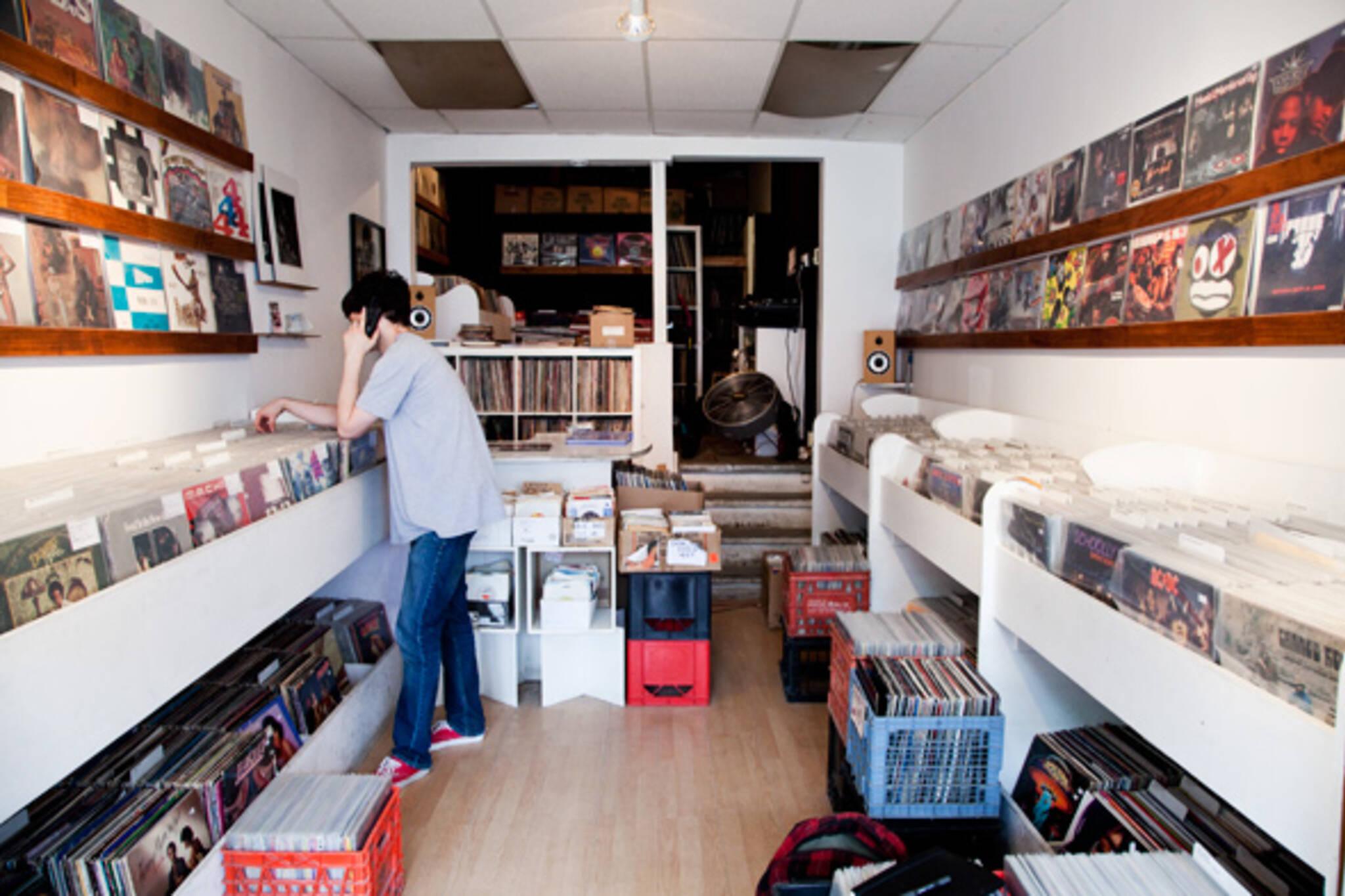 Cosmos Records Toronto