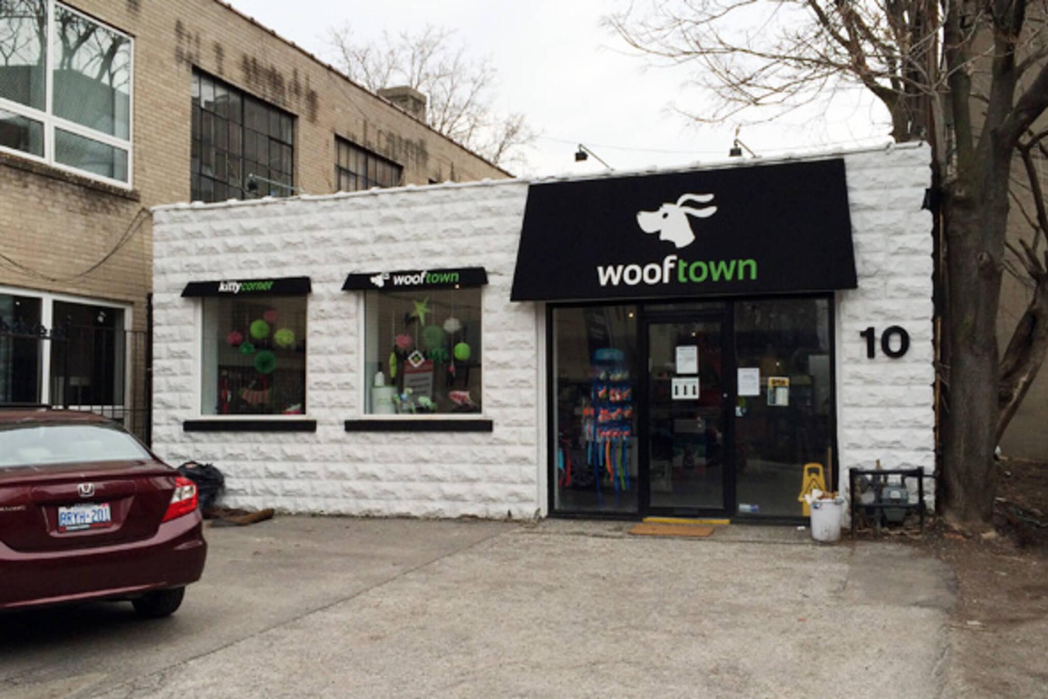 Wooftown Toronto