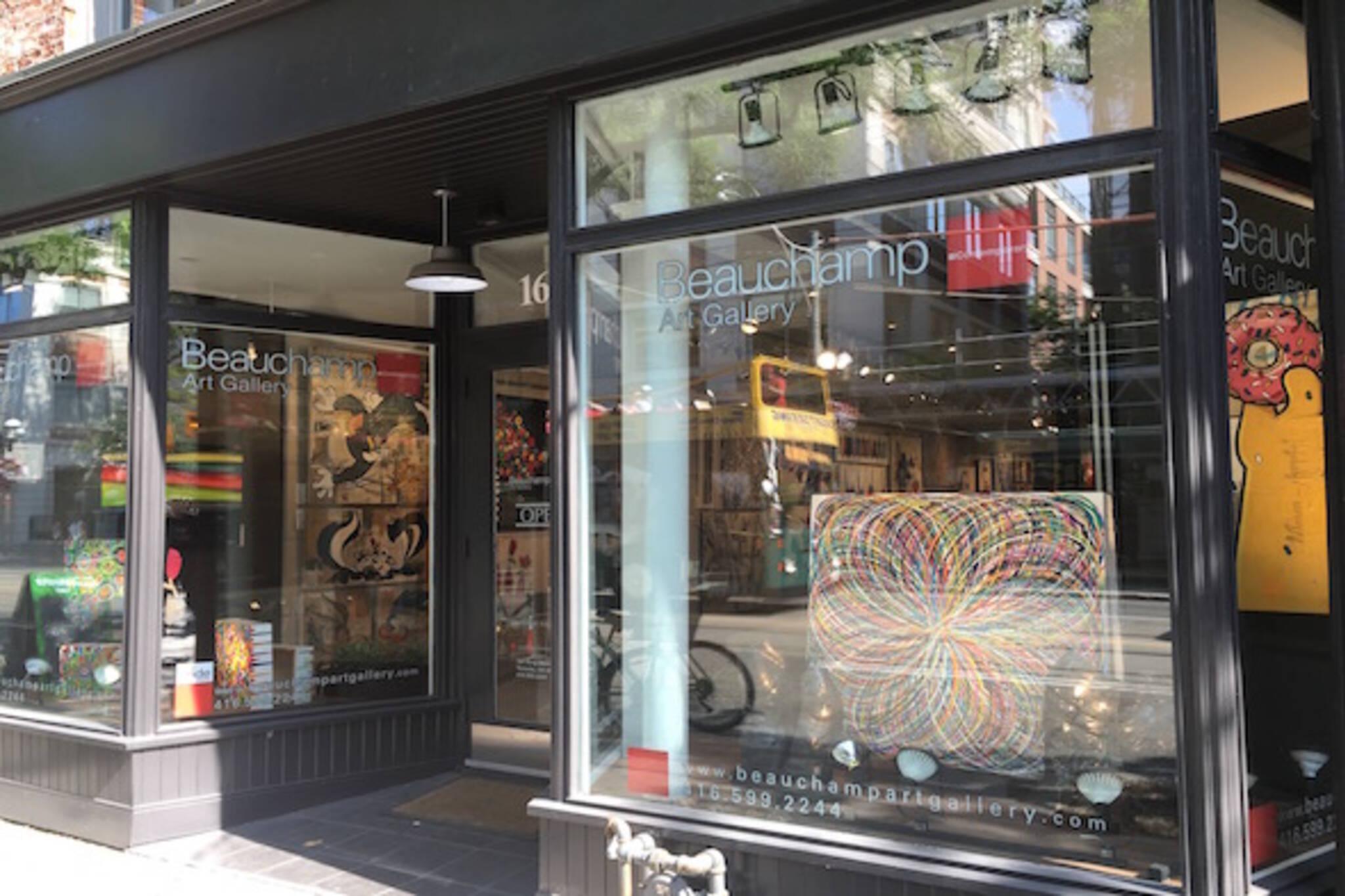 Beauchamp Gallery Toronto