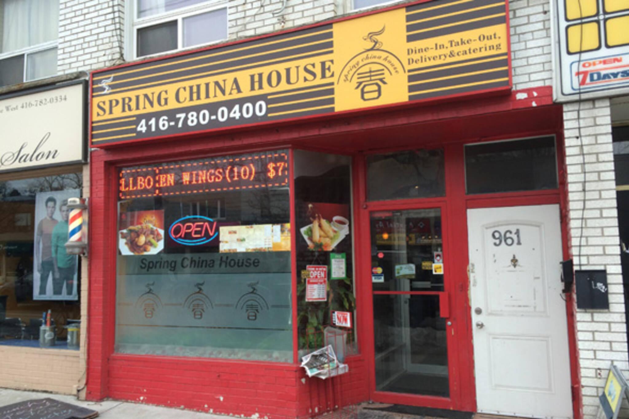 Spring China House Toronto