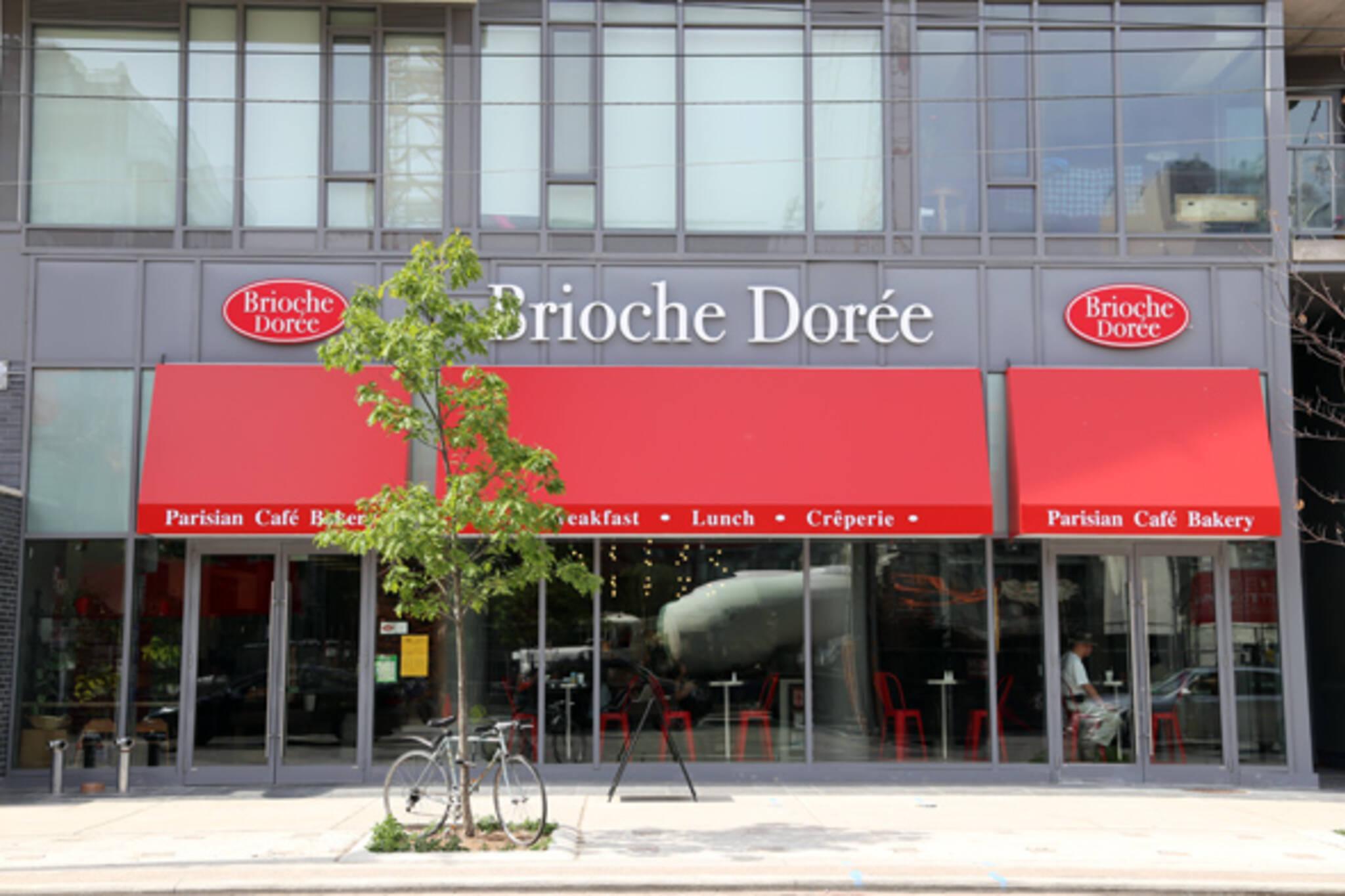 Brioche Doree Toronto