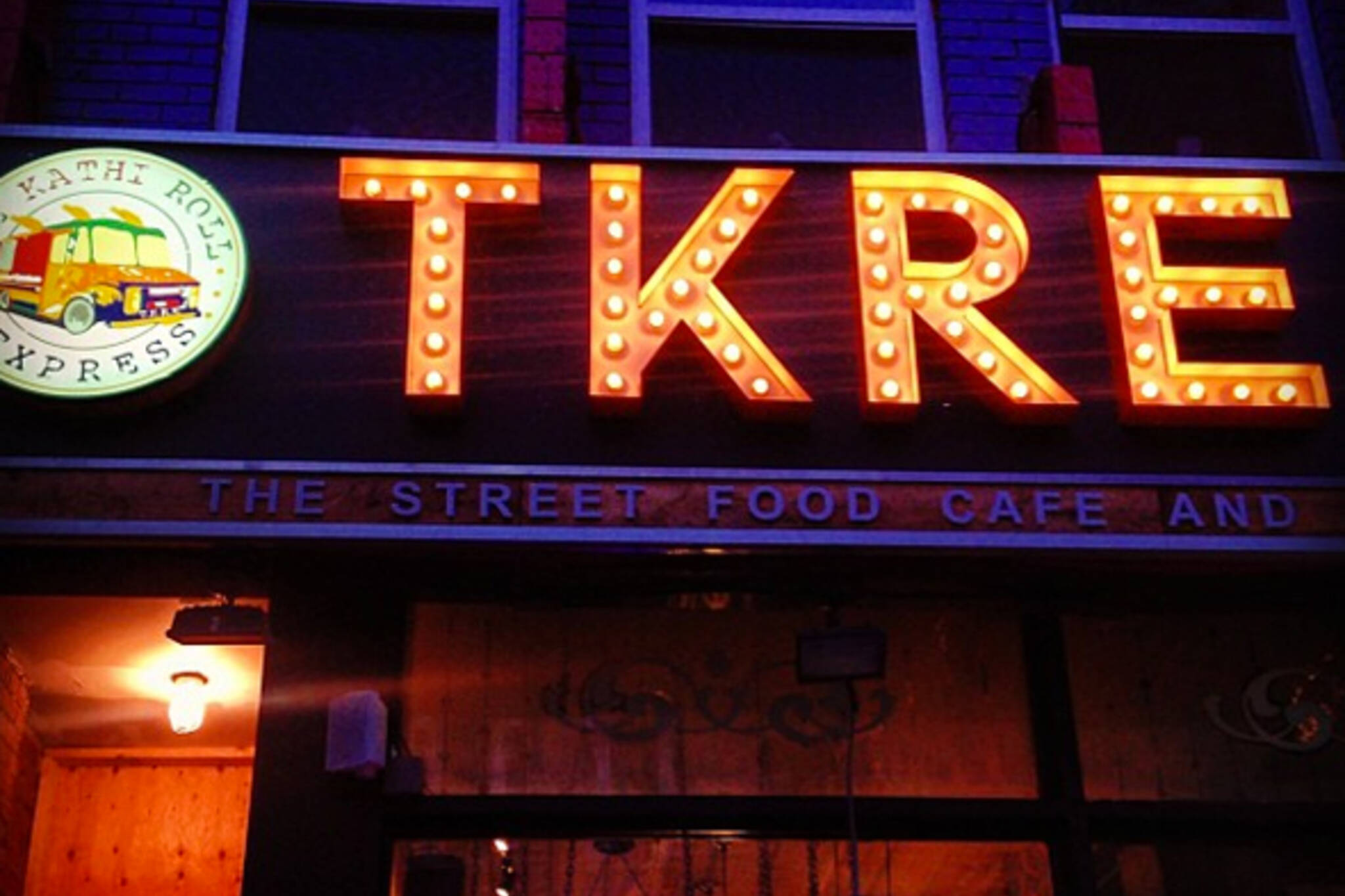 The Kathi Roll Express Toronto
