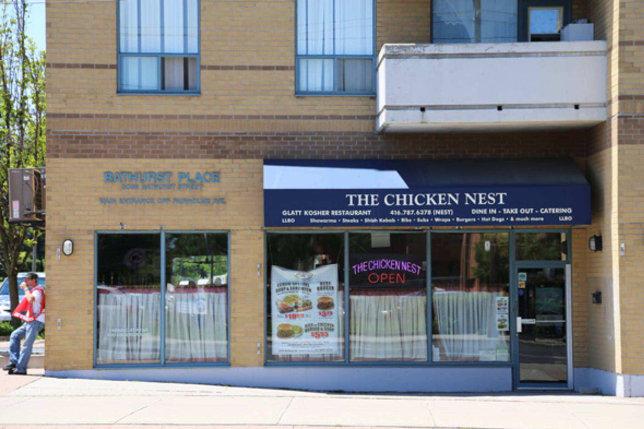 The Chicken Nest Toronto