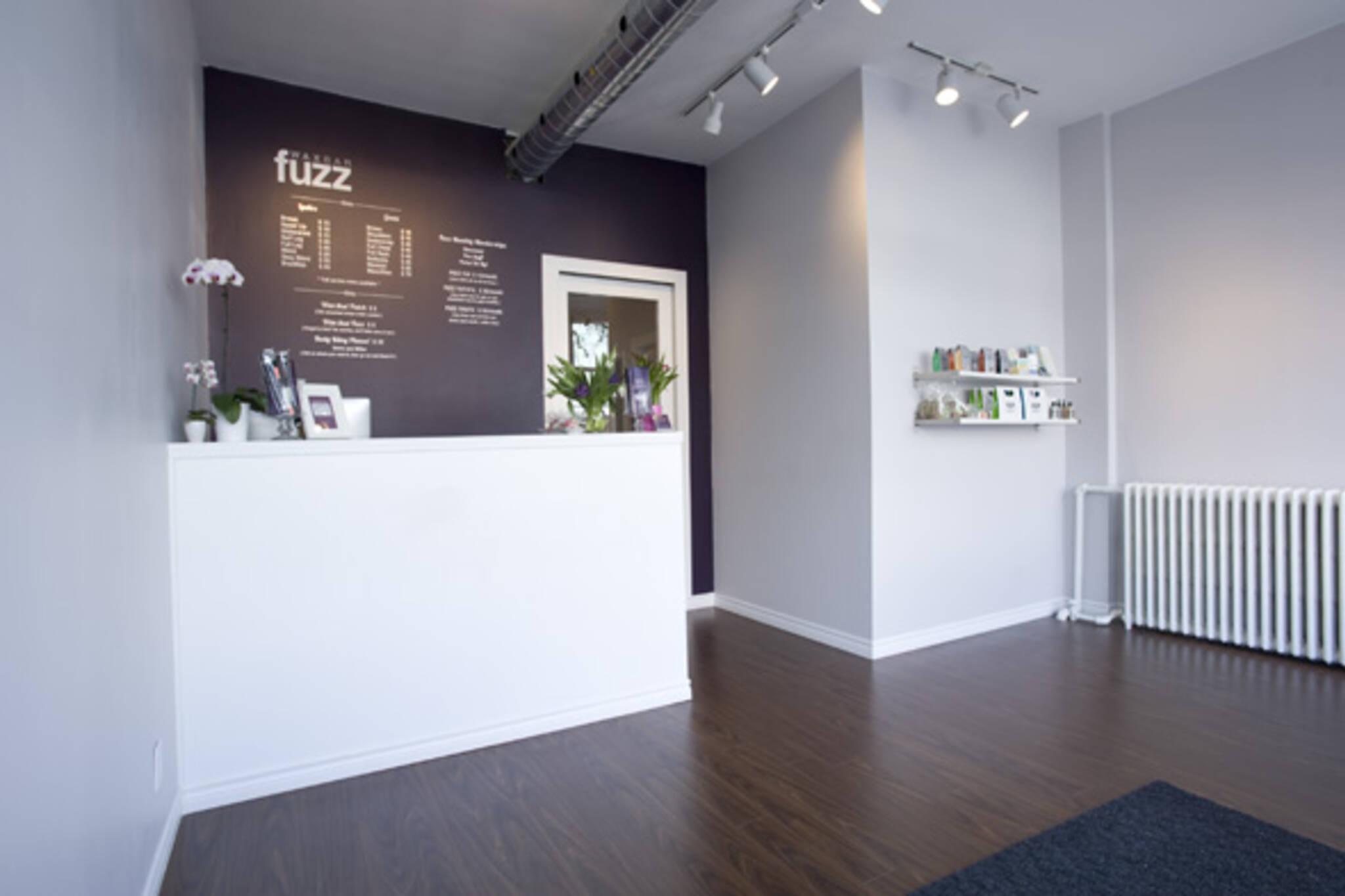 Fuzz Wax Bar