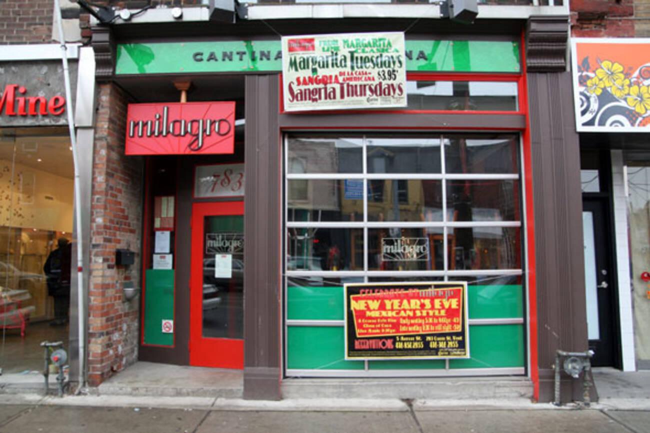 Best Mexican Restaurants Toronto