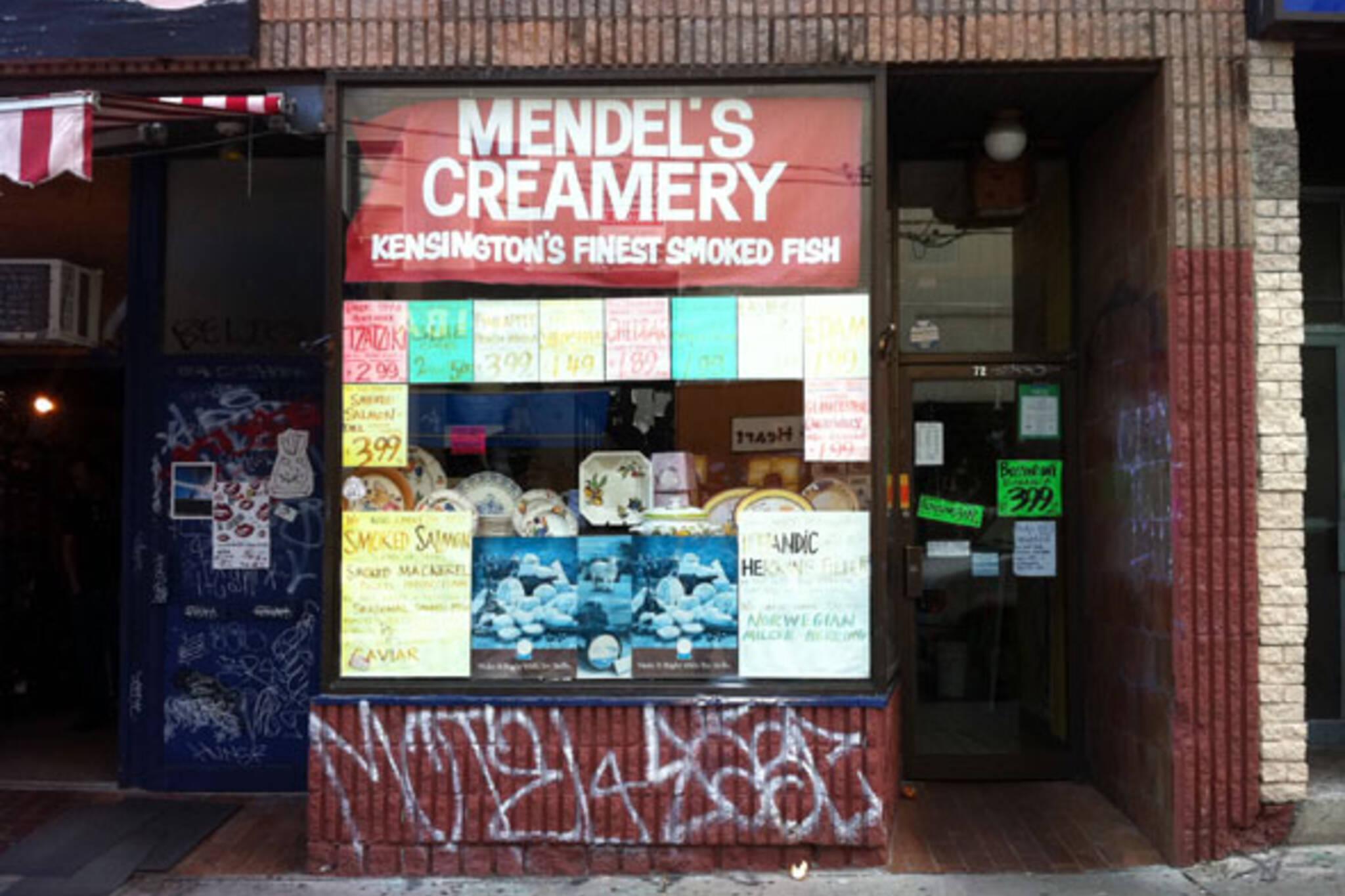 Mendels Creamery