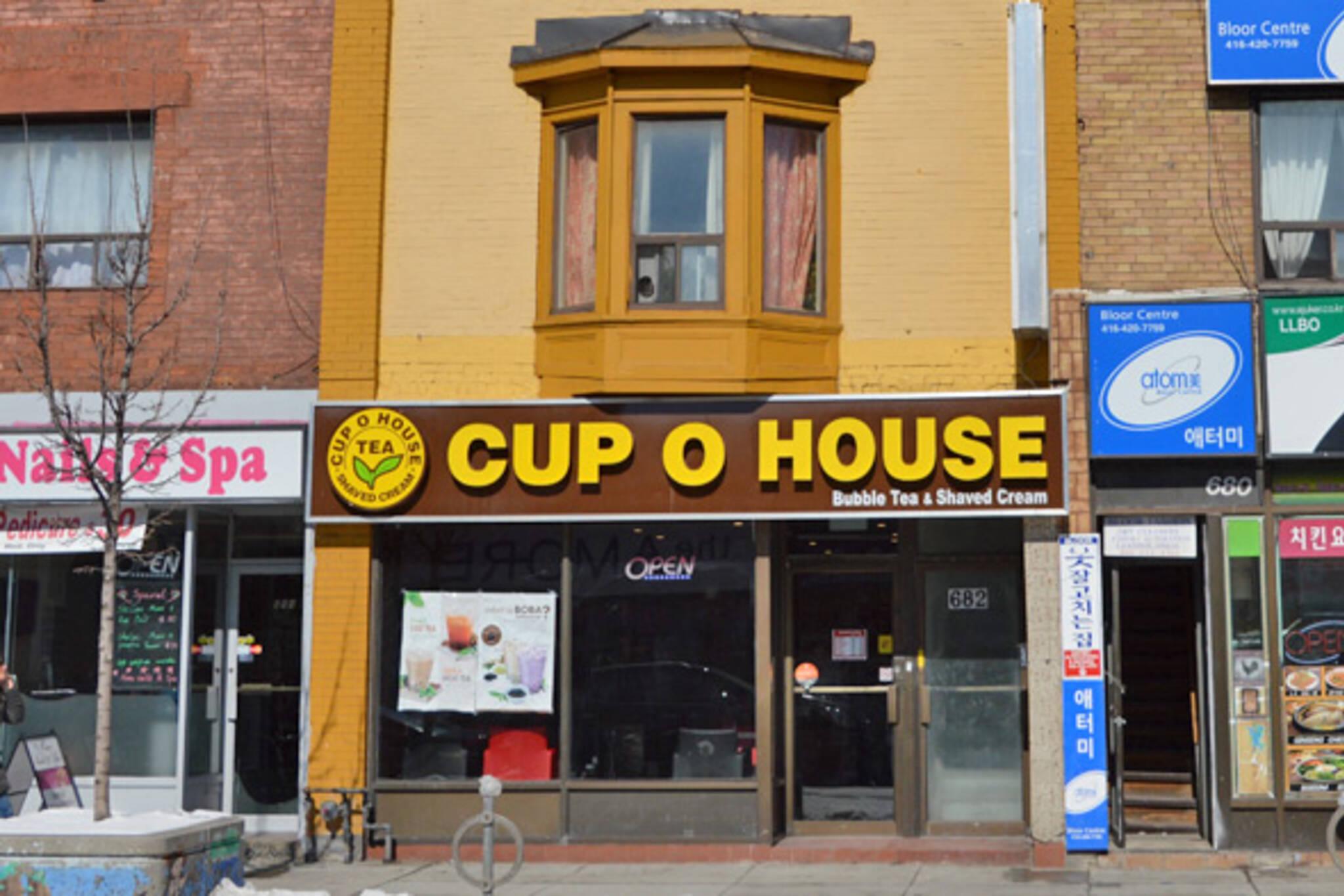 cup o house