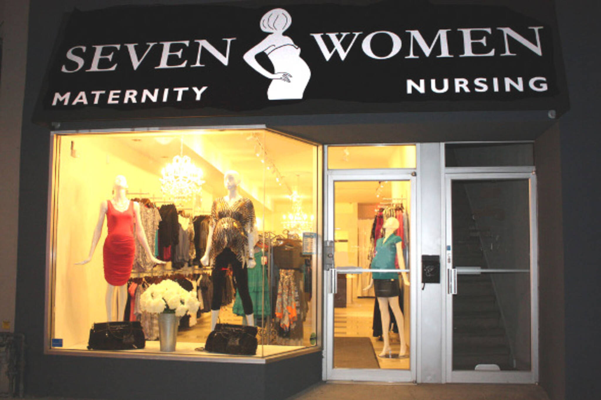 seven women toronto
