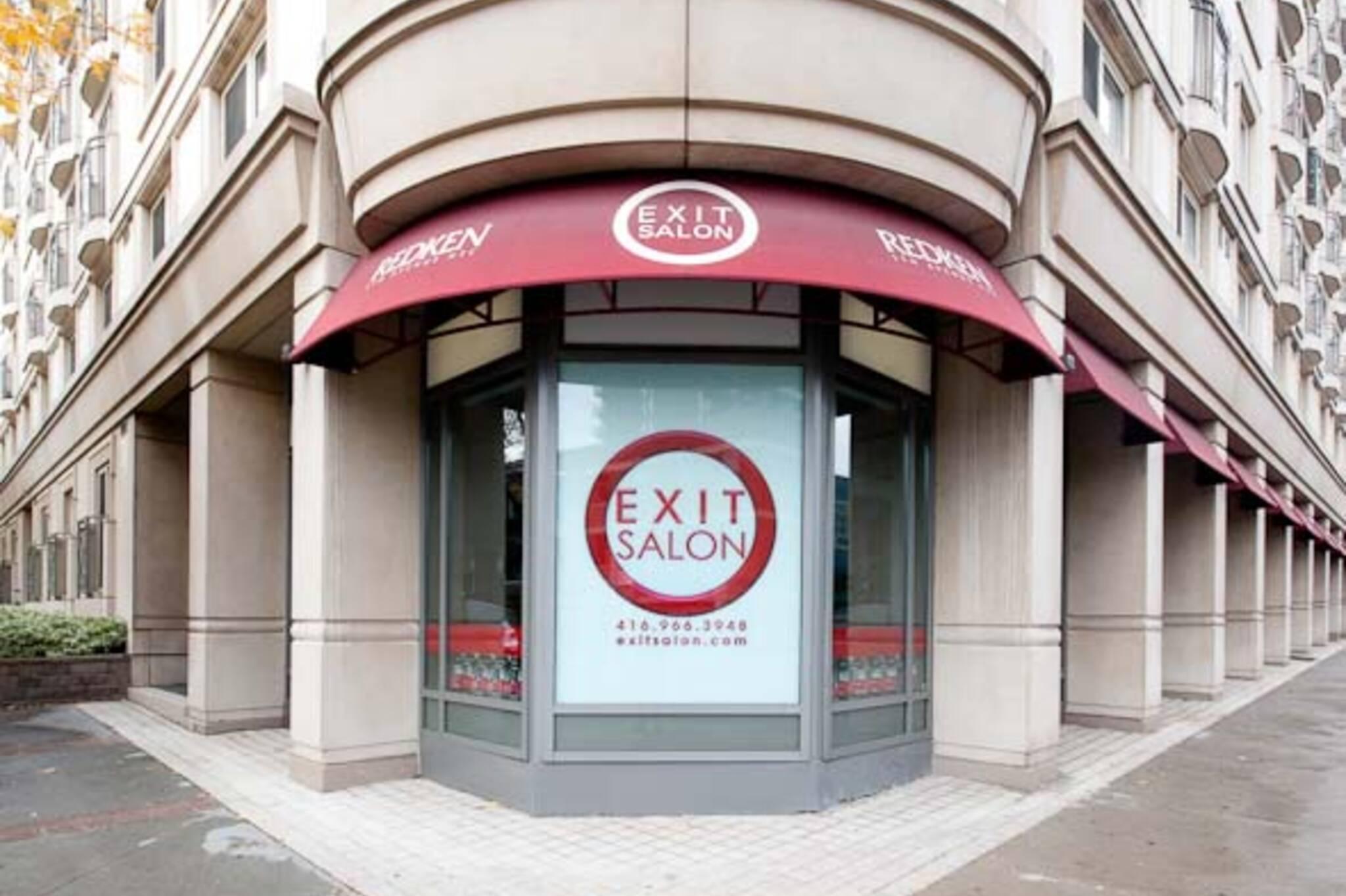 Exit Salon Toronto