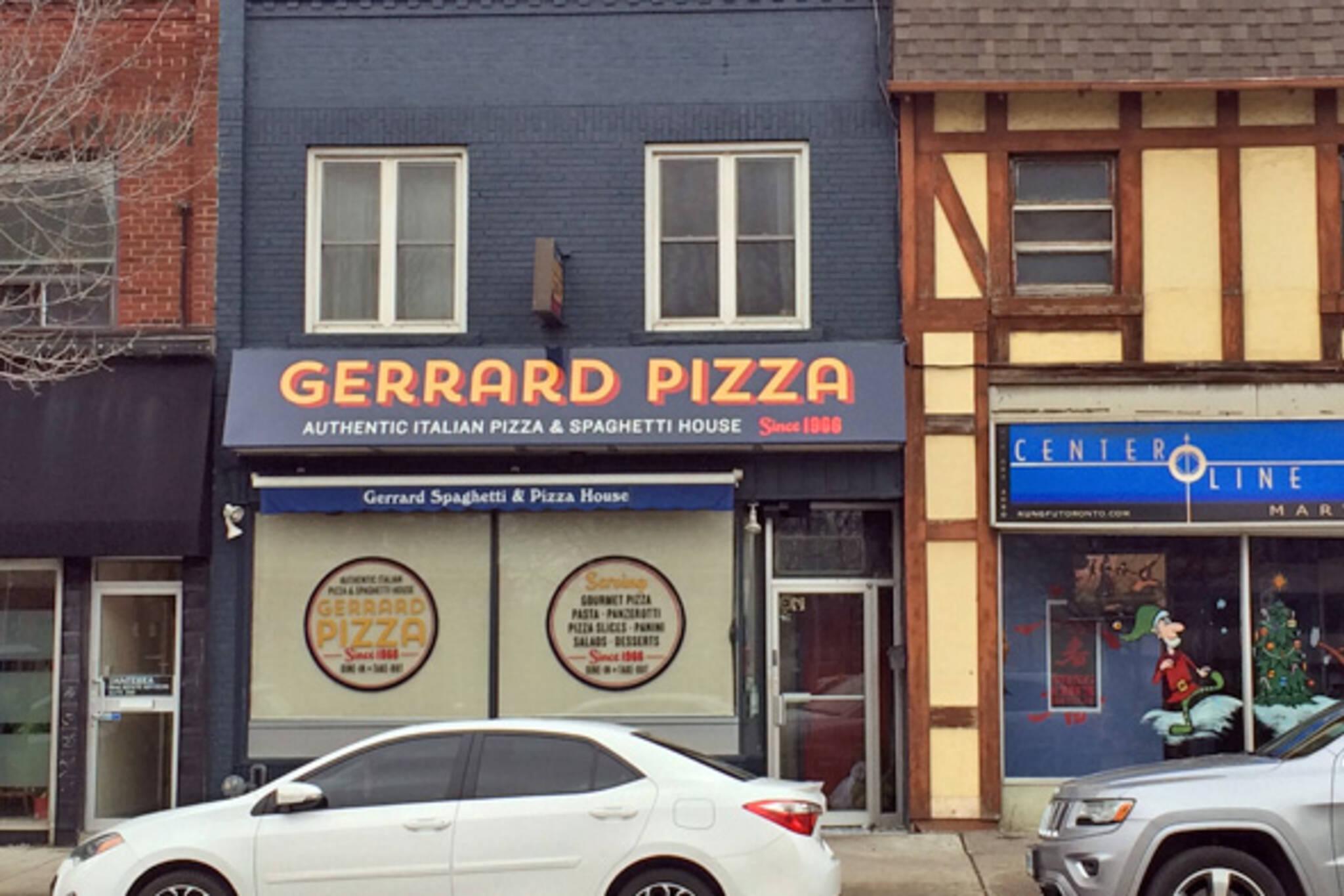 gerrard pizza