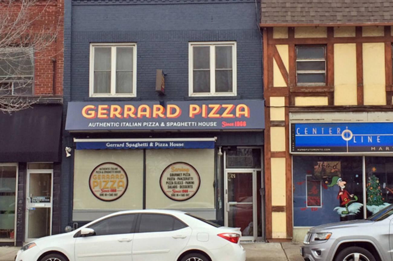 Best Restaurants Toronto Danforth
