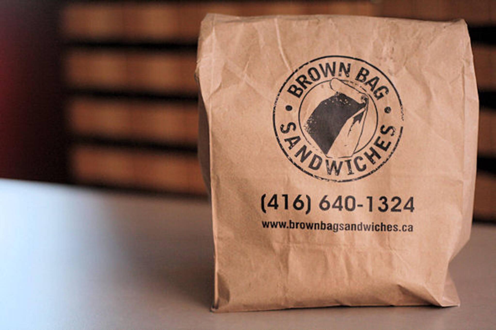 Brown Bag Sandwiches