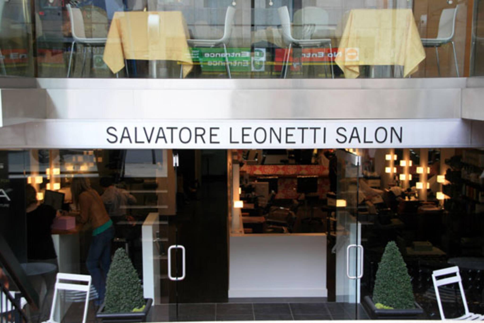 Salvatore Leonetti Toronto