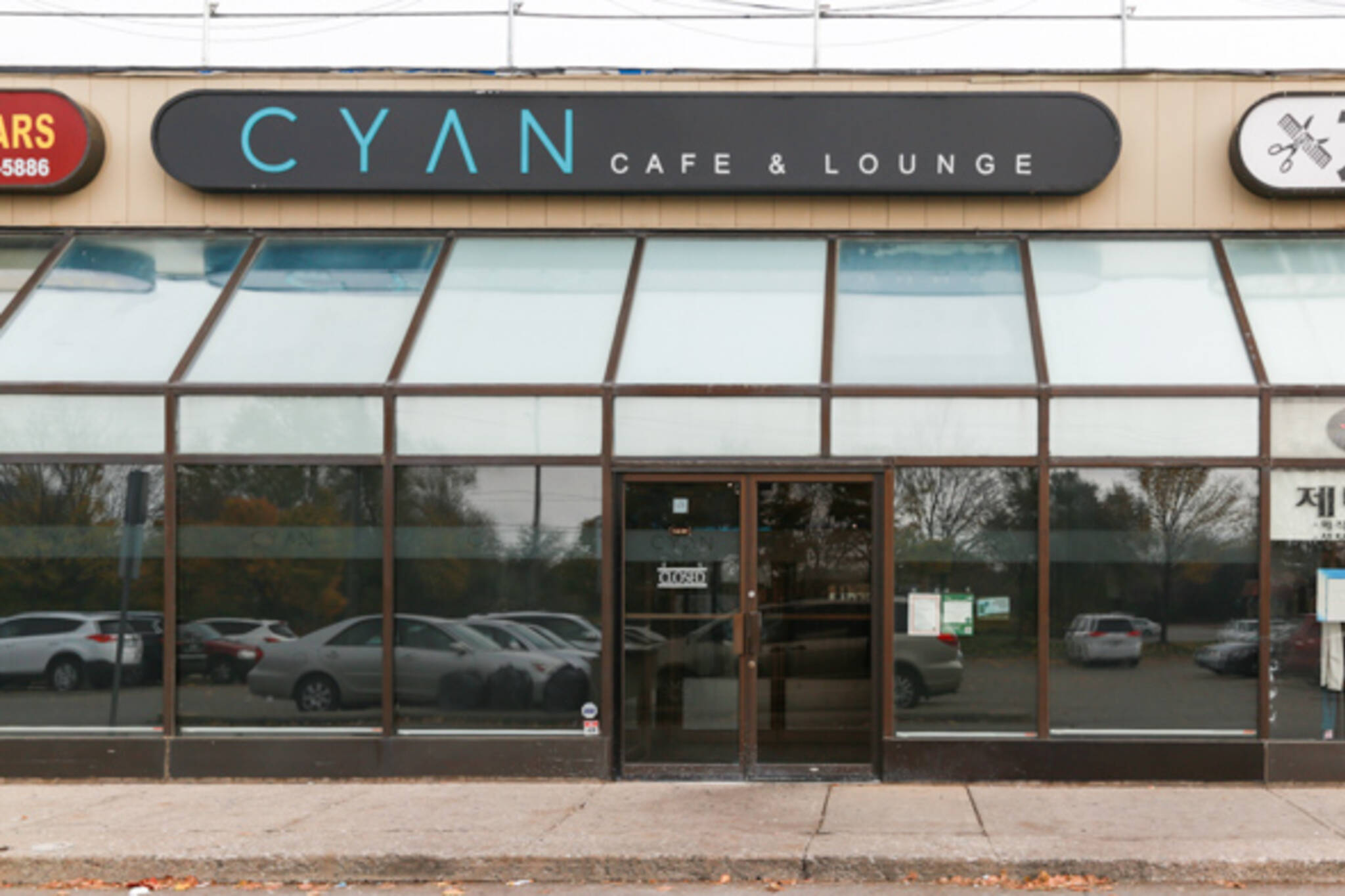 cyan cafe