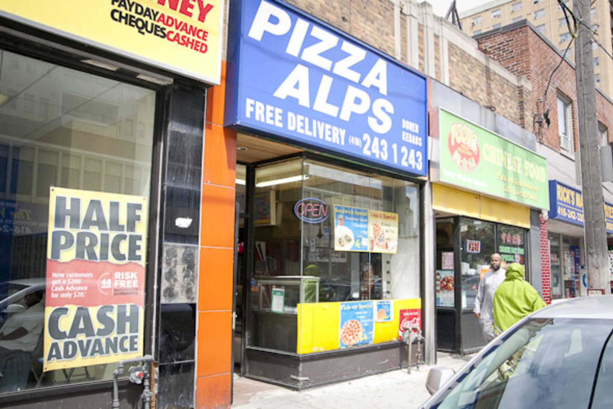 Pizza Alps Toronto