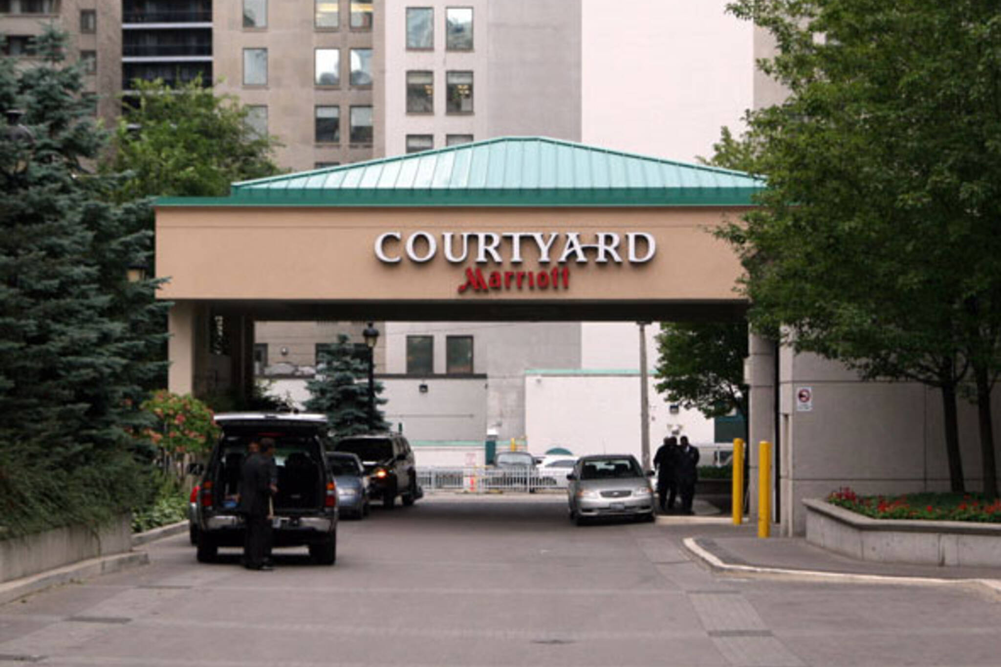 Marriott Courtyard Hotel Toronto
