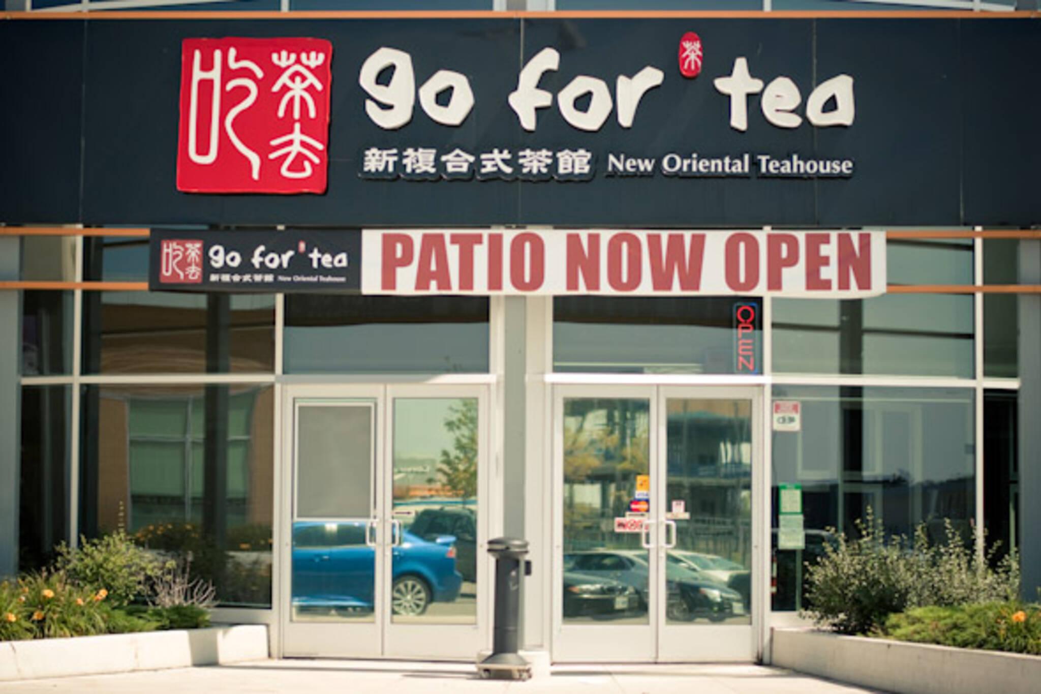 Go For Tea Toronto