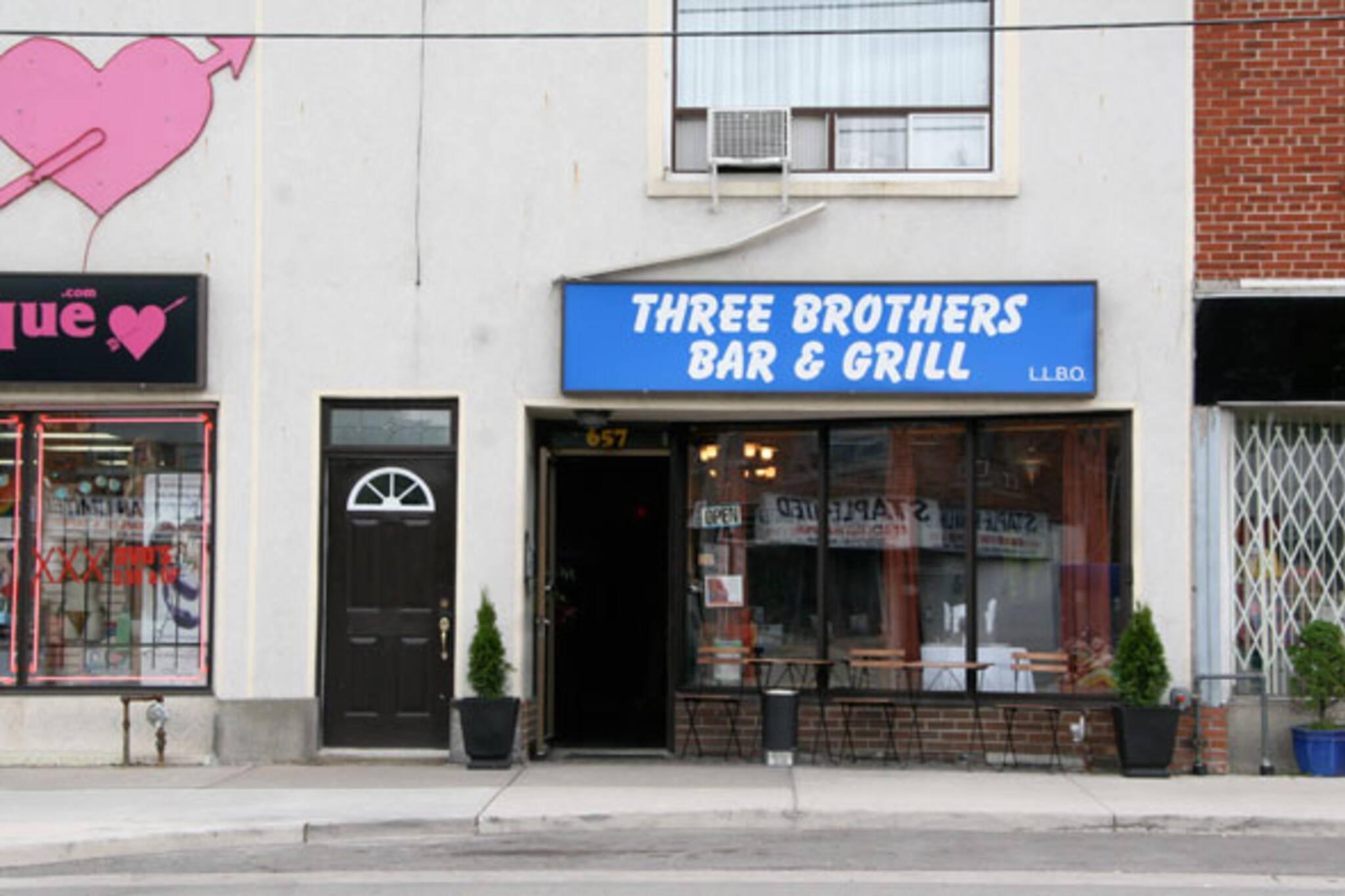 Three Brothers Toronto