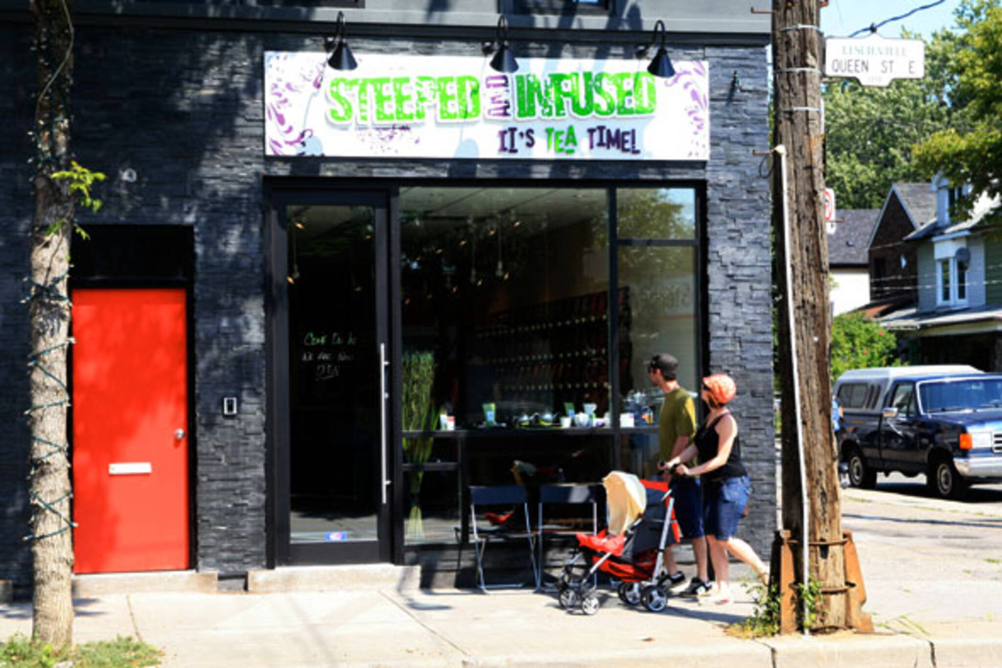 Steeped and Infused Toronto
