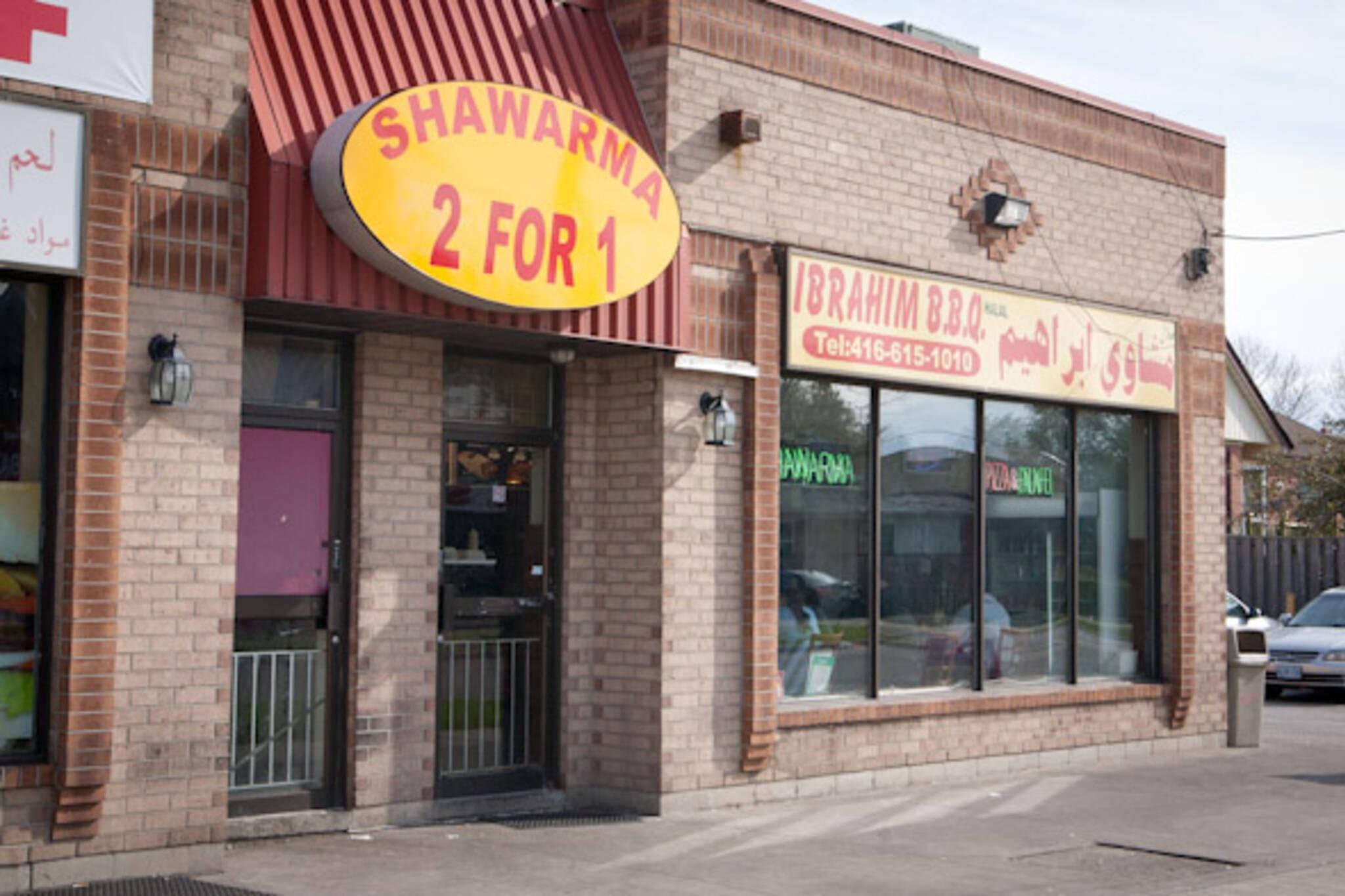 Ibrahim Pizza & BBQ Toronto