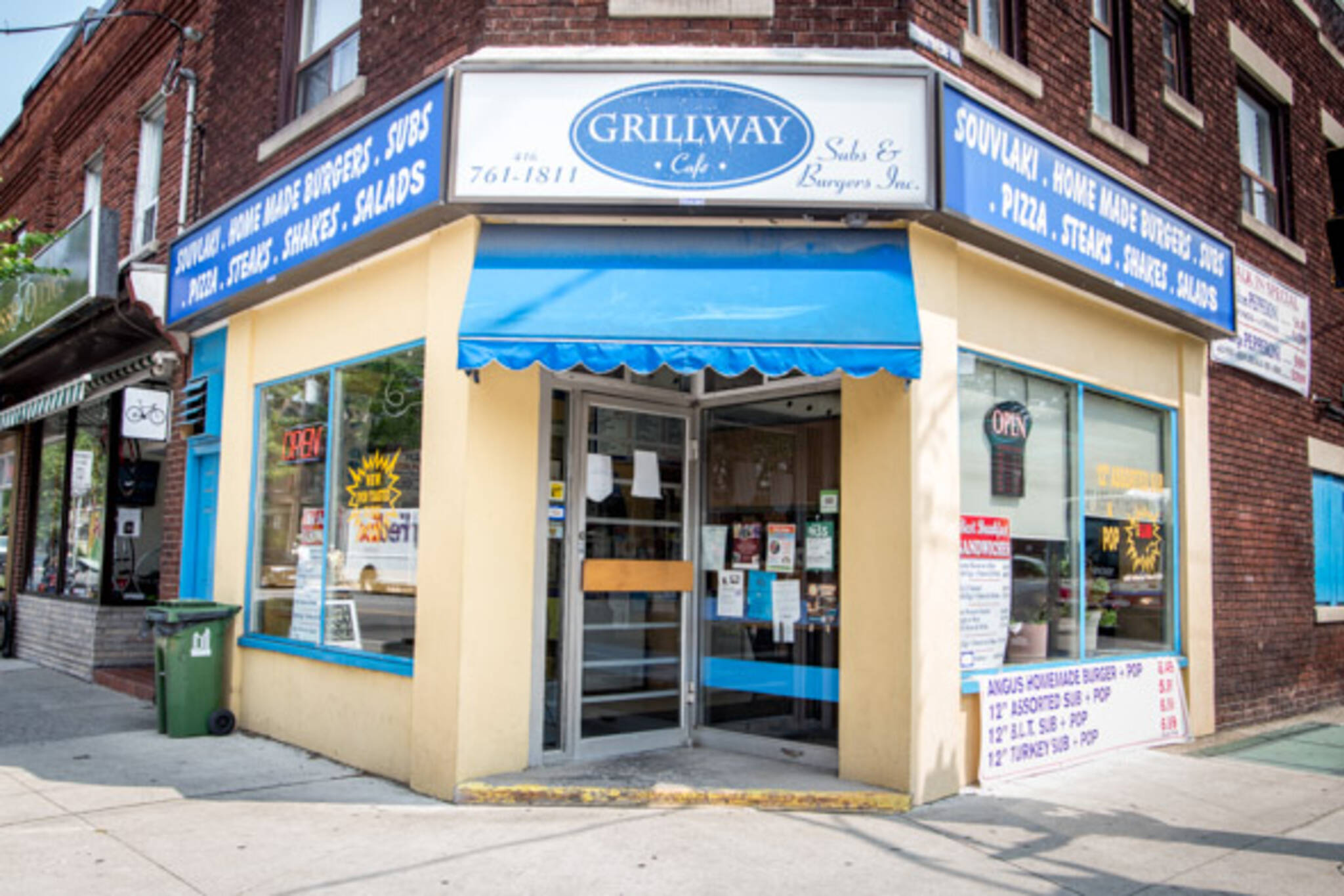 Grillway Cafe Toronto