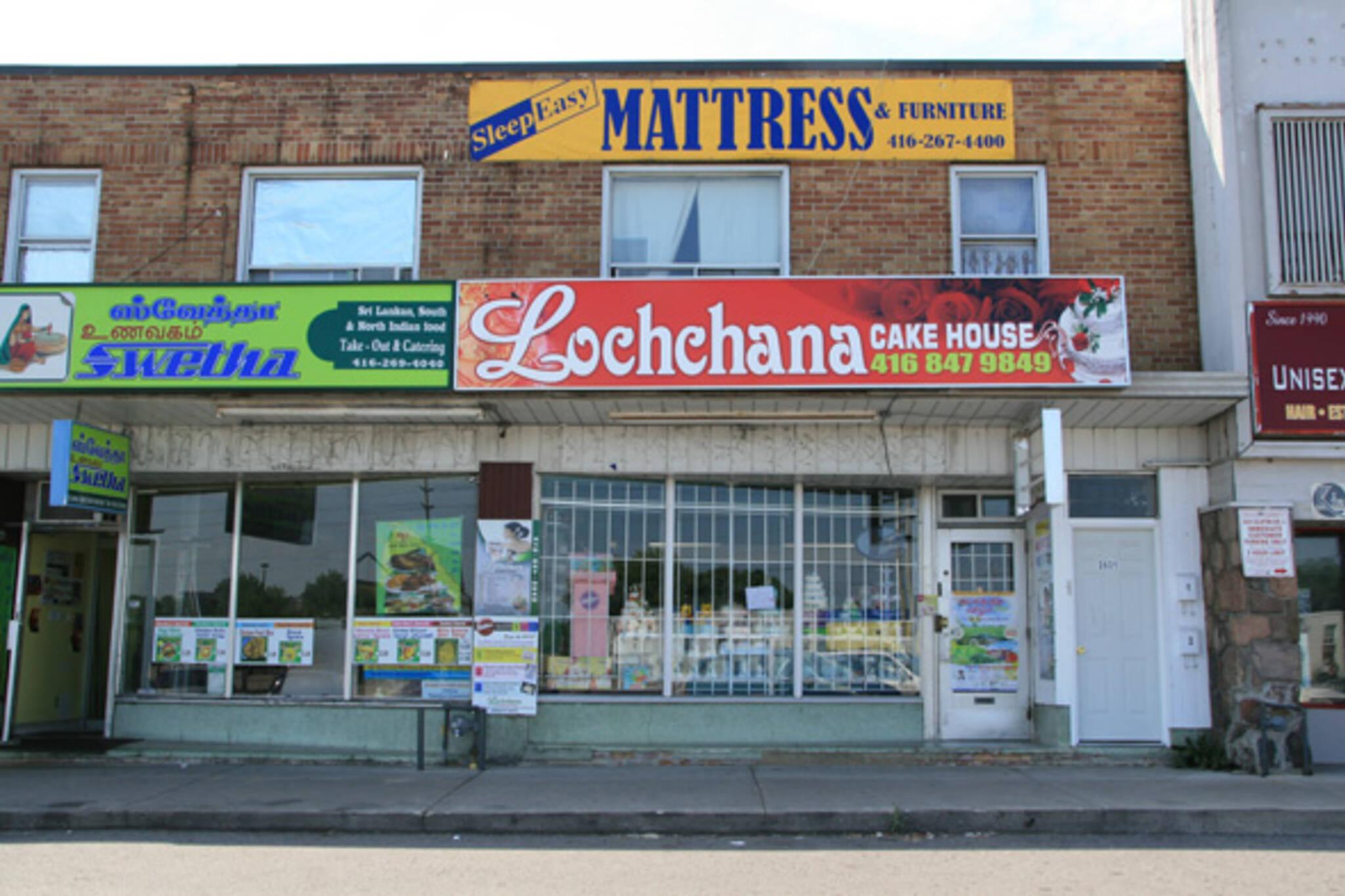 Lochchana Cake House