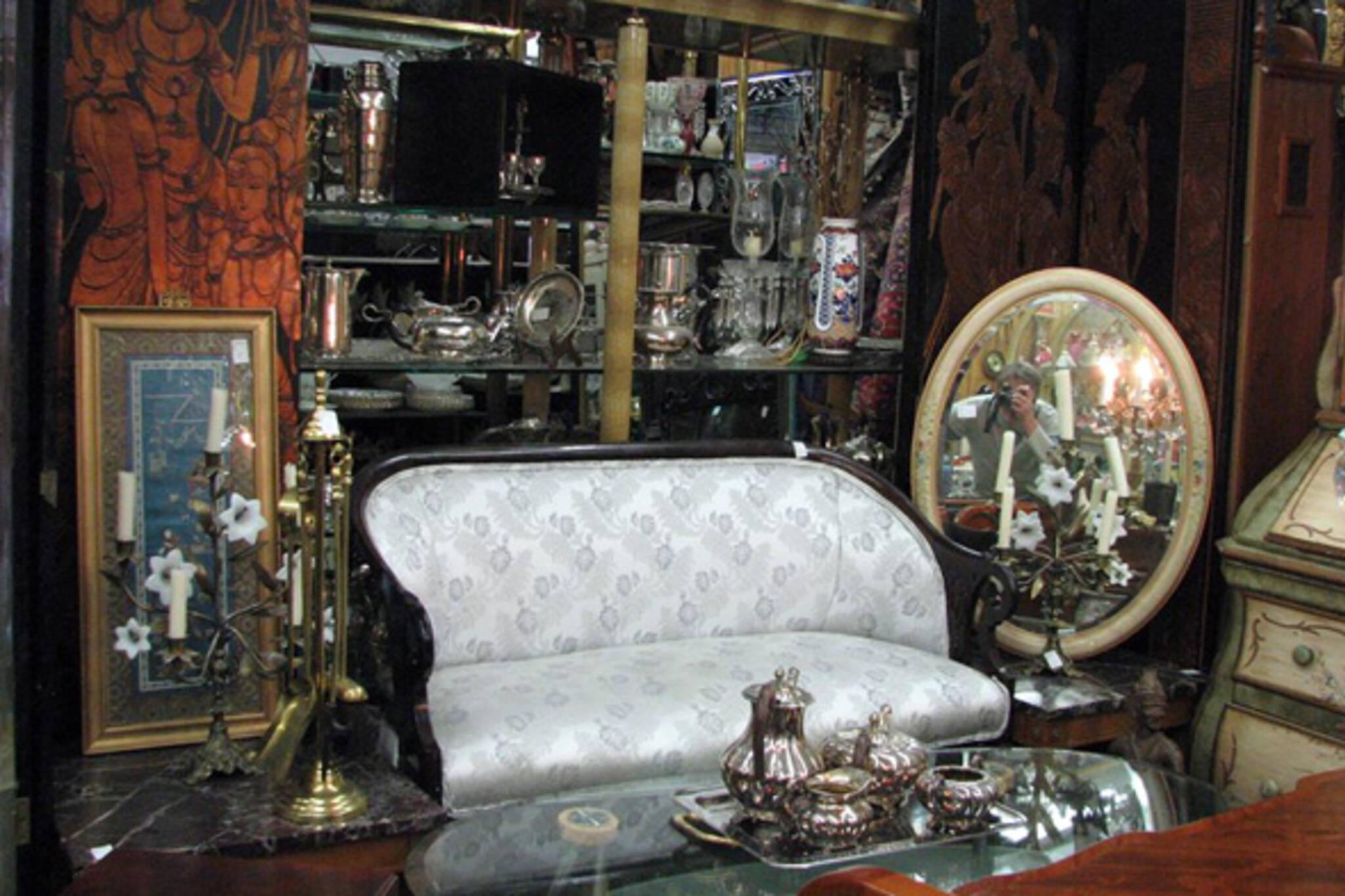 greens antiques toronto