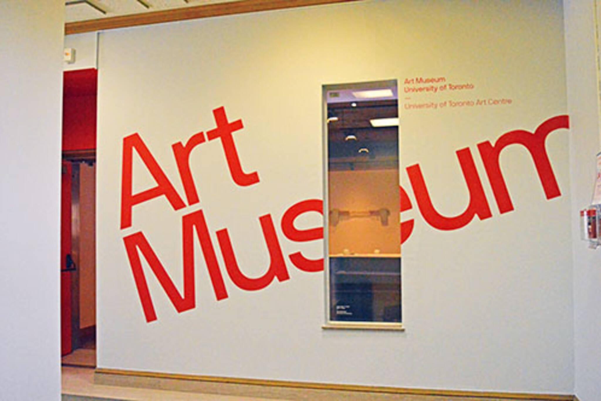university of toronto art centre