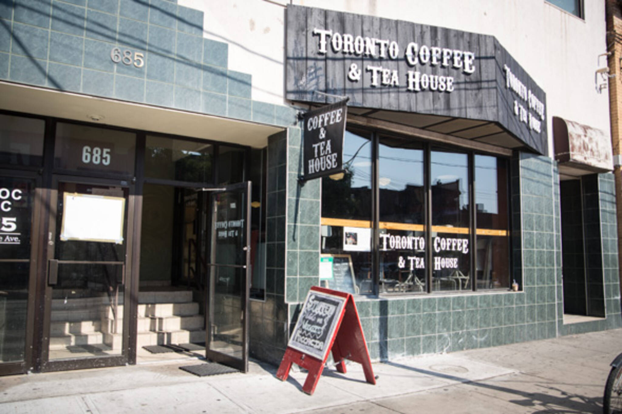 toronto coffee and tea house toronto