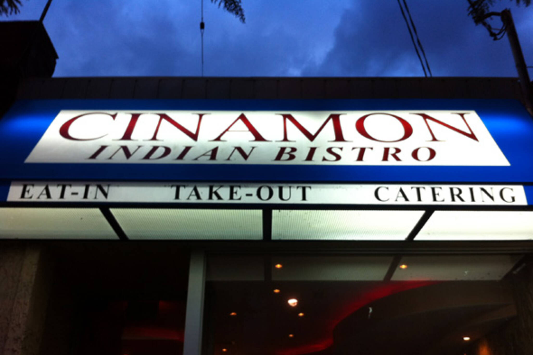 Cinamon Indian Bistro