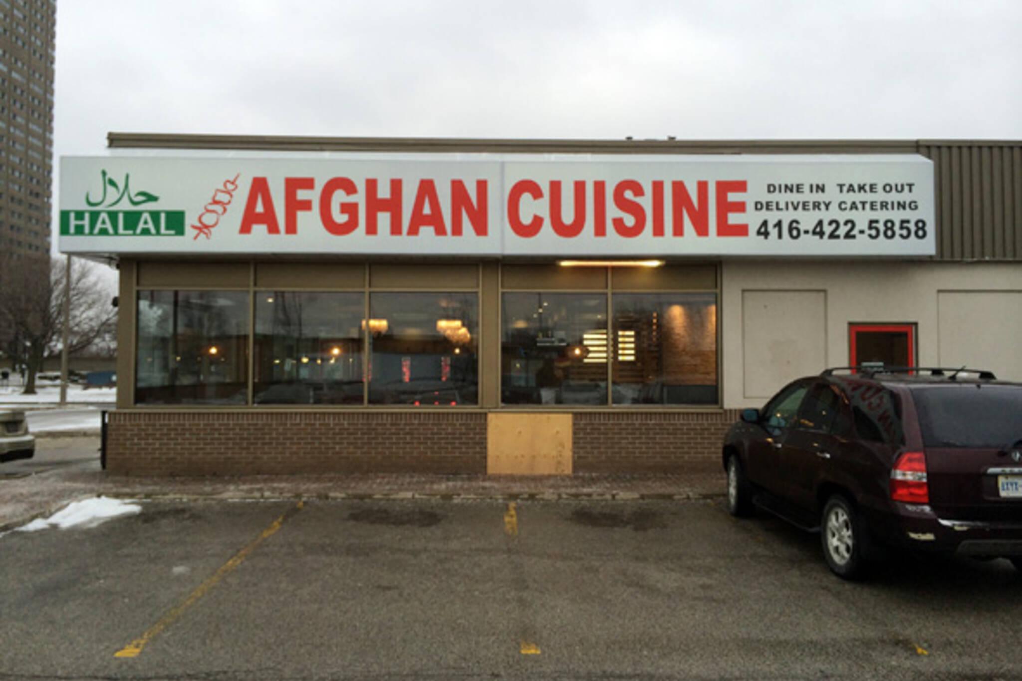 Afghan Cuisine Toronto