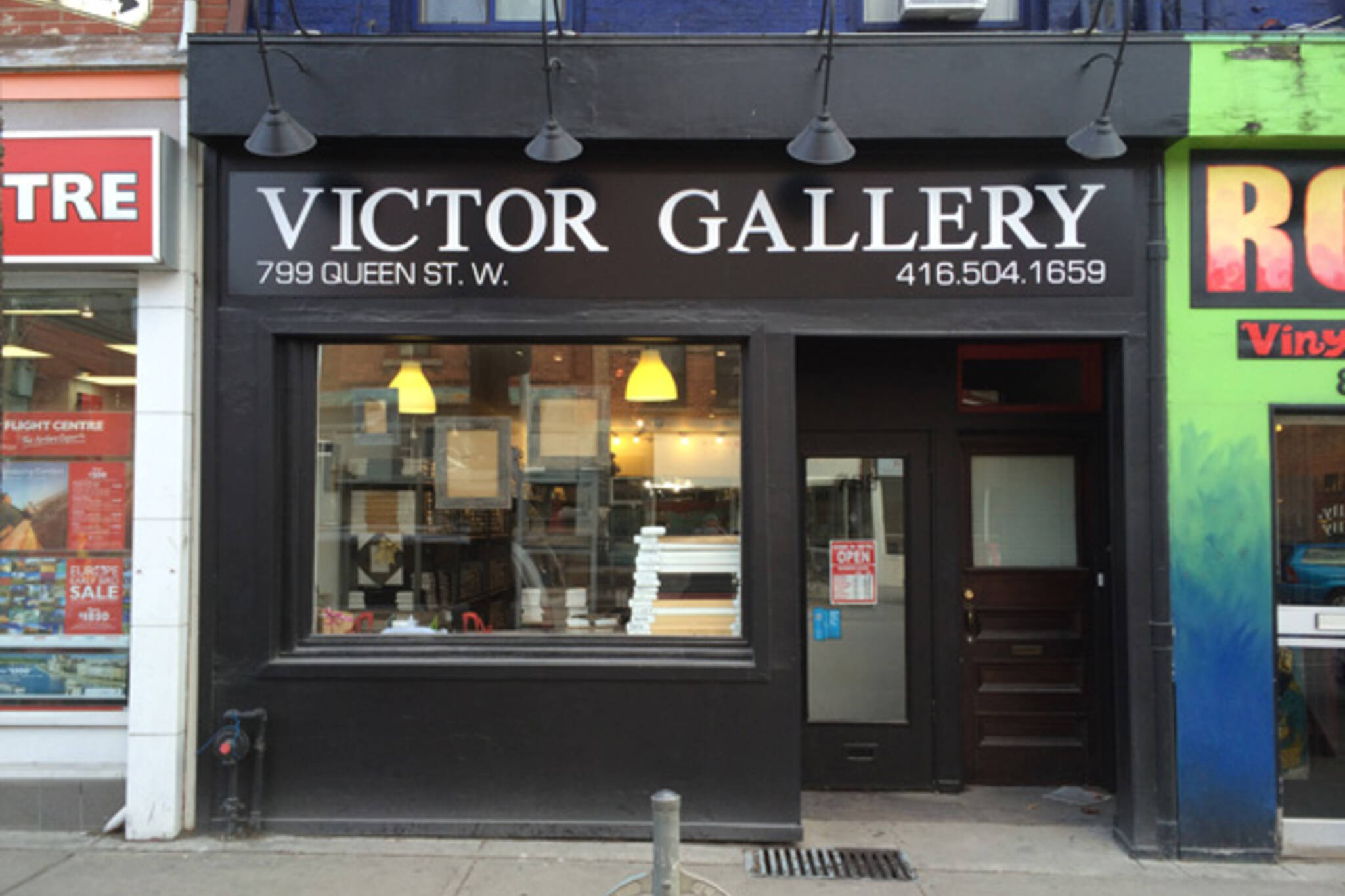 Victor Gallery