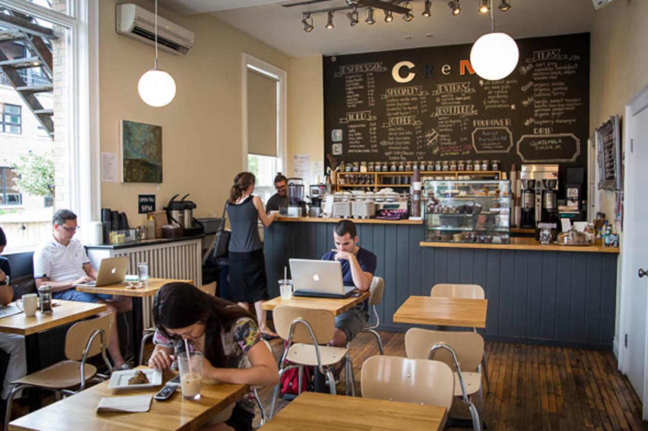 Crema Coffee Blogto Toronto