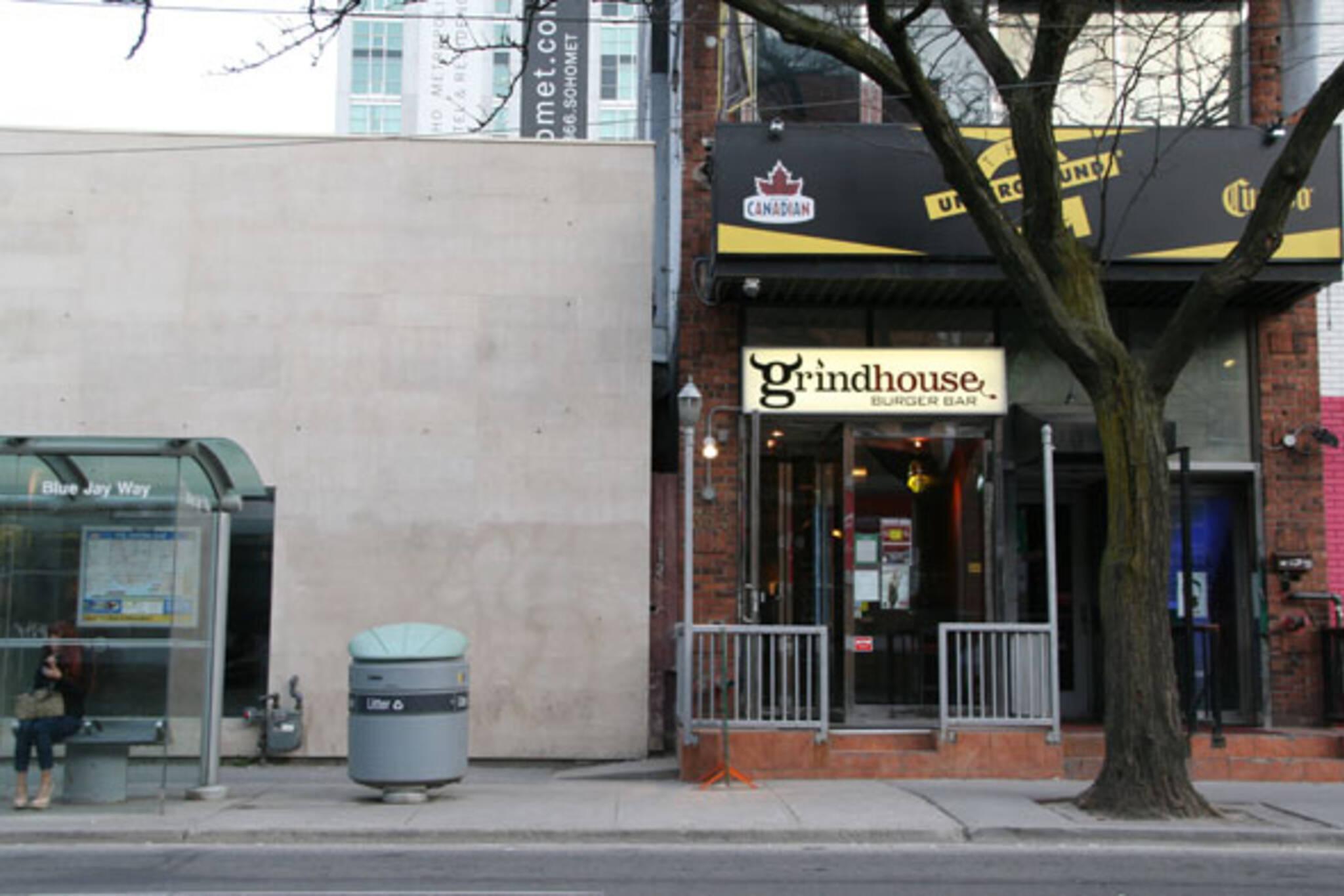 Grindhouse Burger Bar
