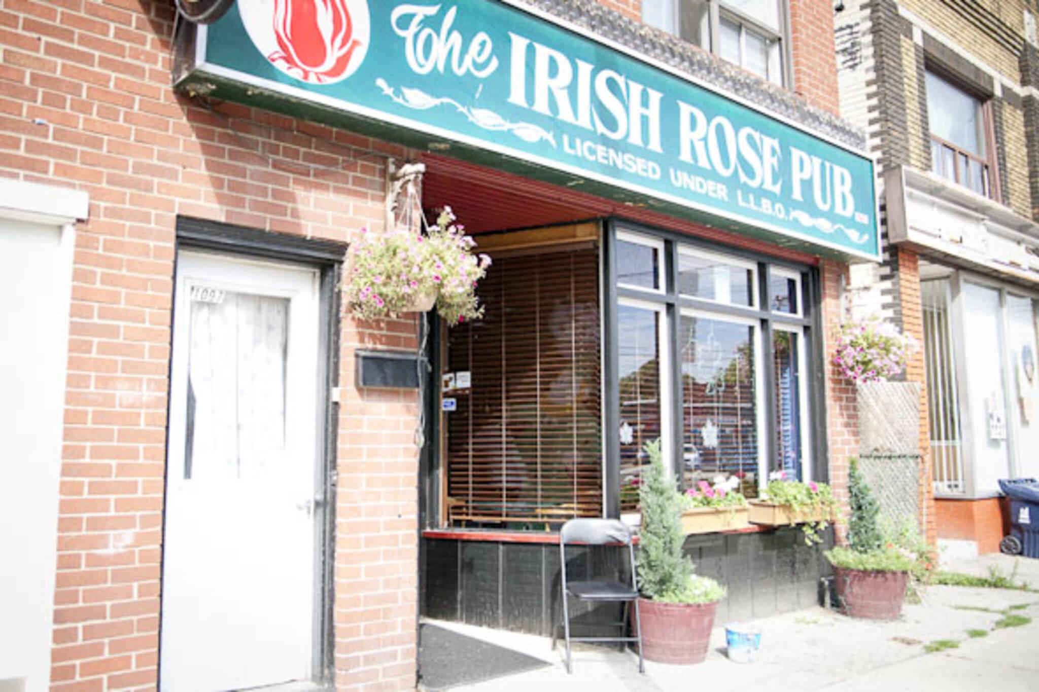 The Irish Rose Pub Toronto
