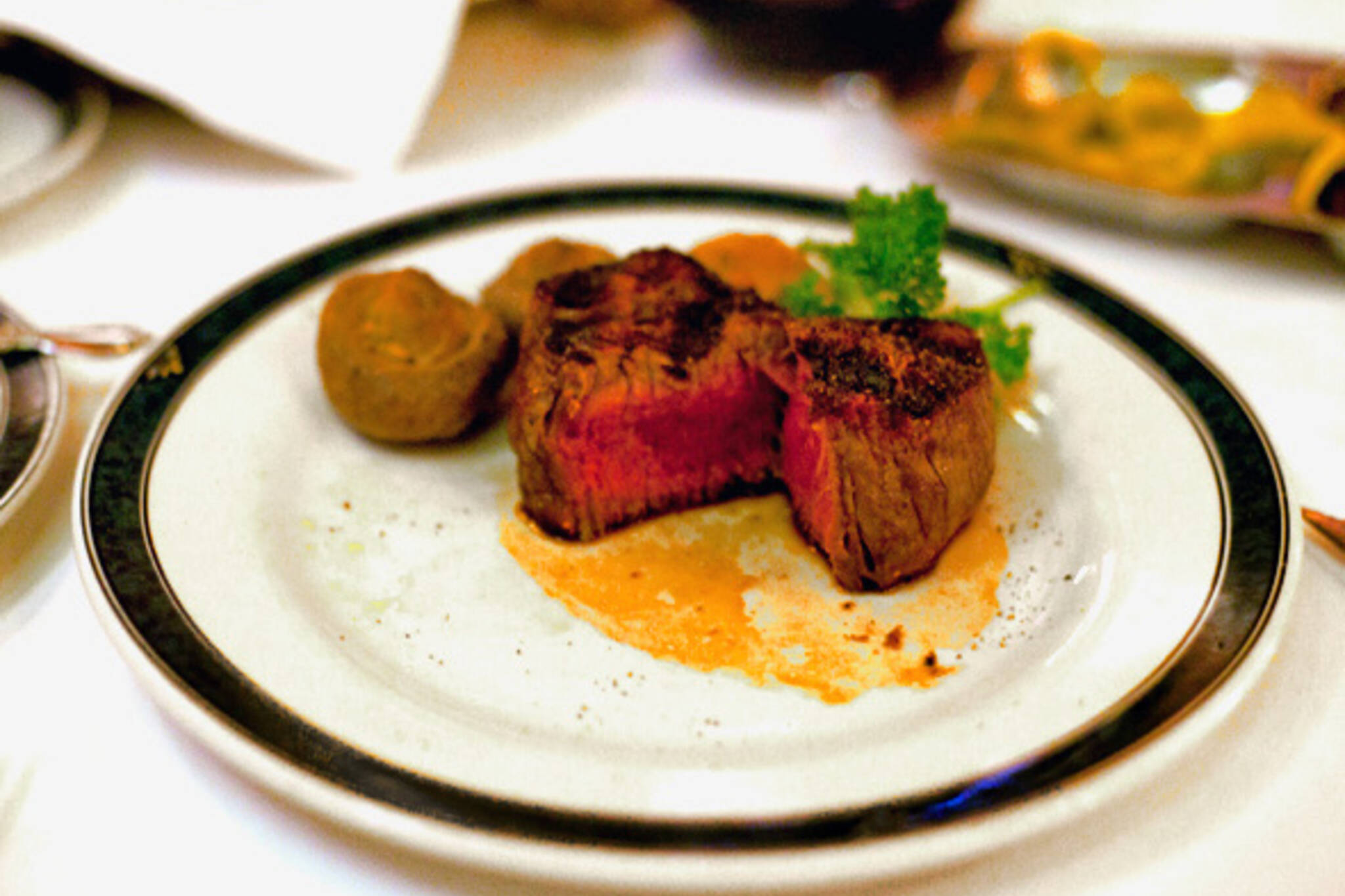 The Octagon steakhouse
