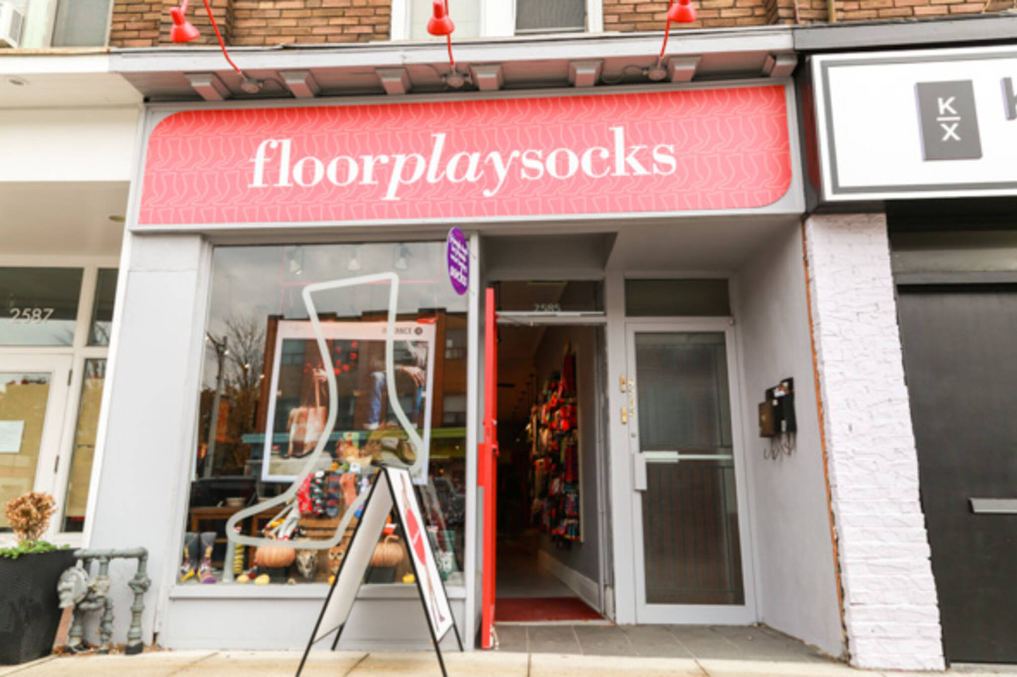 floorplay socks