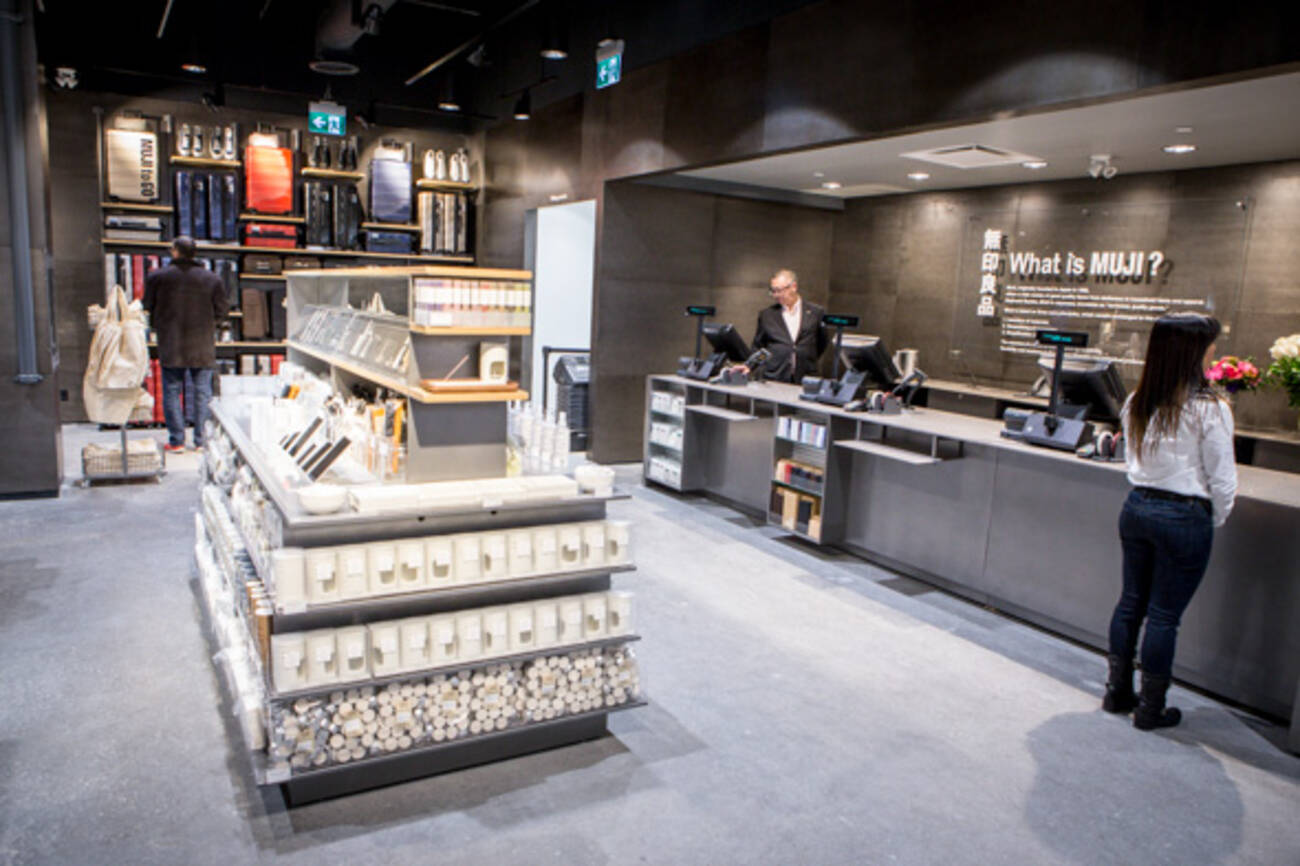 Muji toronto blogto toronto for Home goods stores nyc