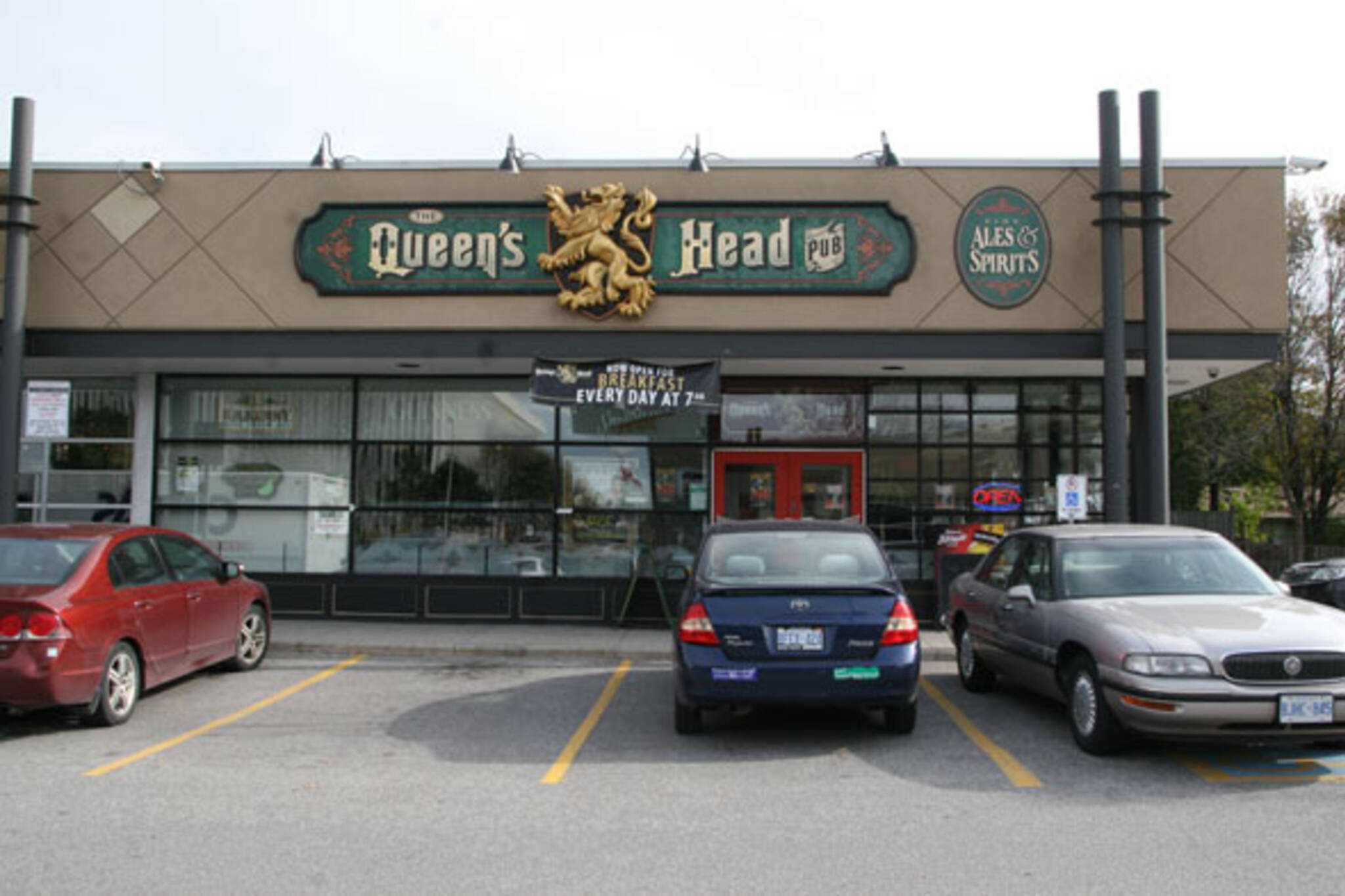 The Queenshead Pub (Scarborough) Toronto