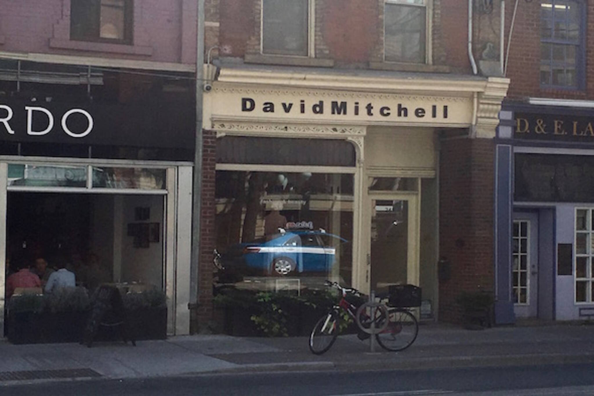 David Mitchell Salon Toronto