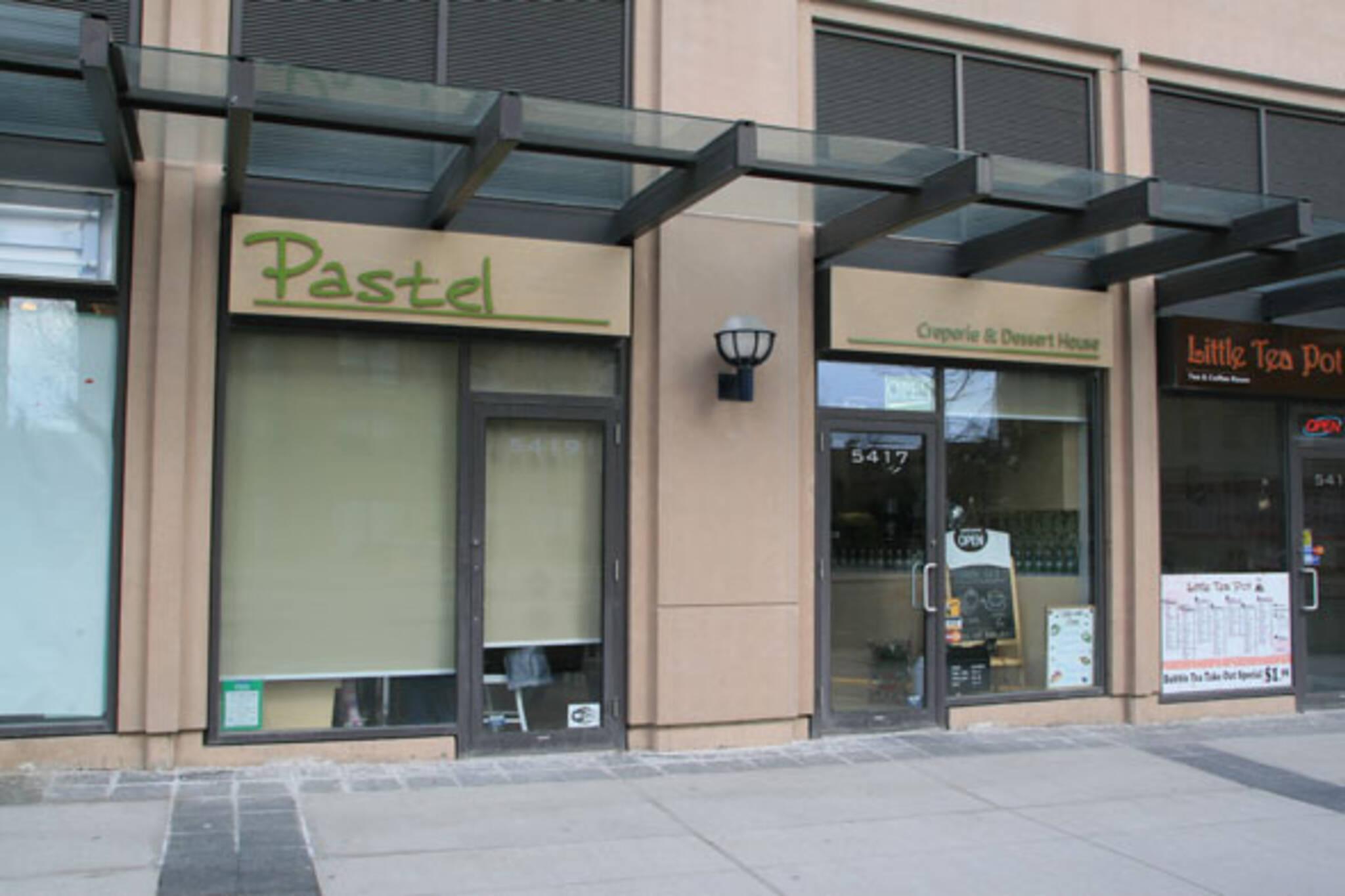Pastel Toronto