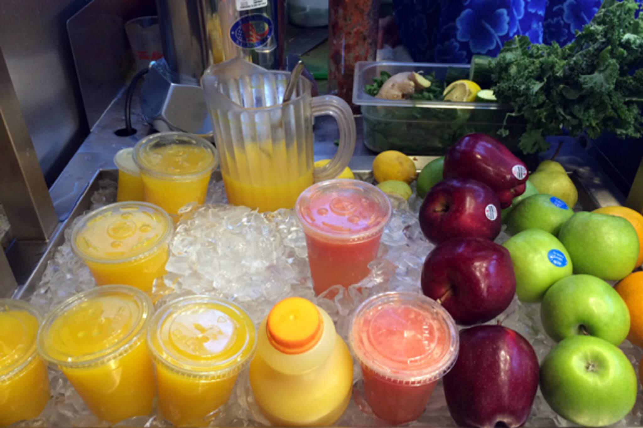 tropical juice bar toronto
