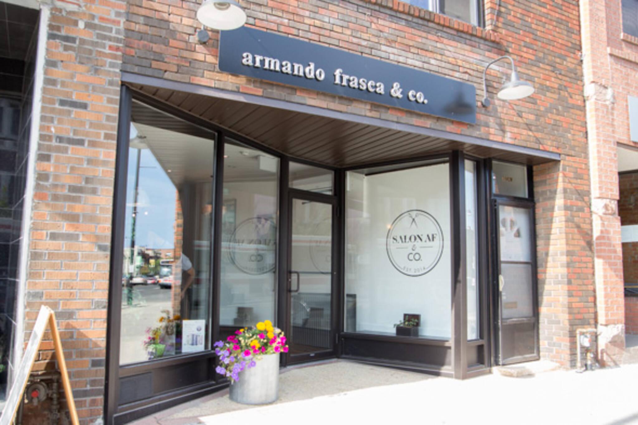 Salon Armando Frasca Toronto