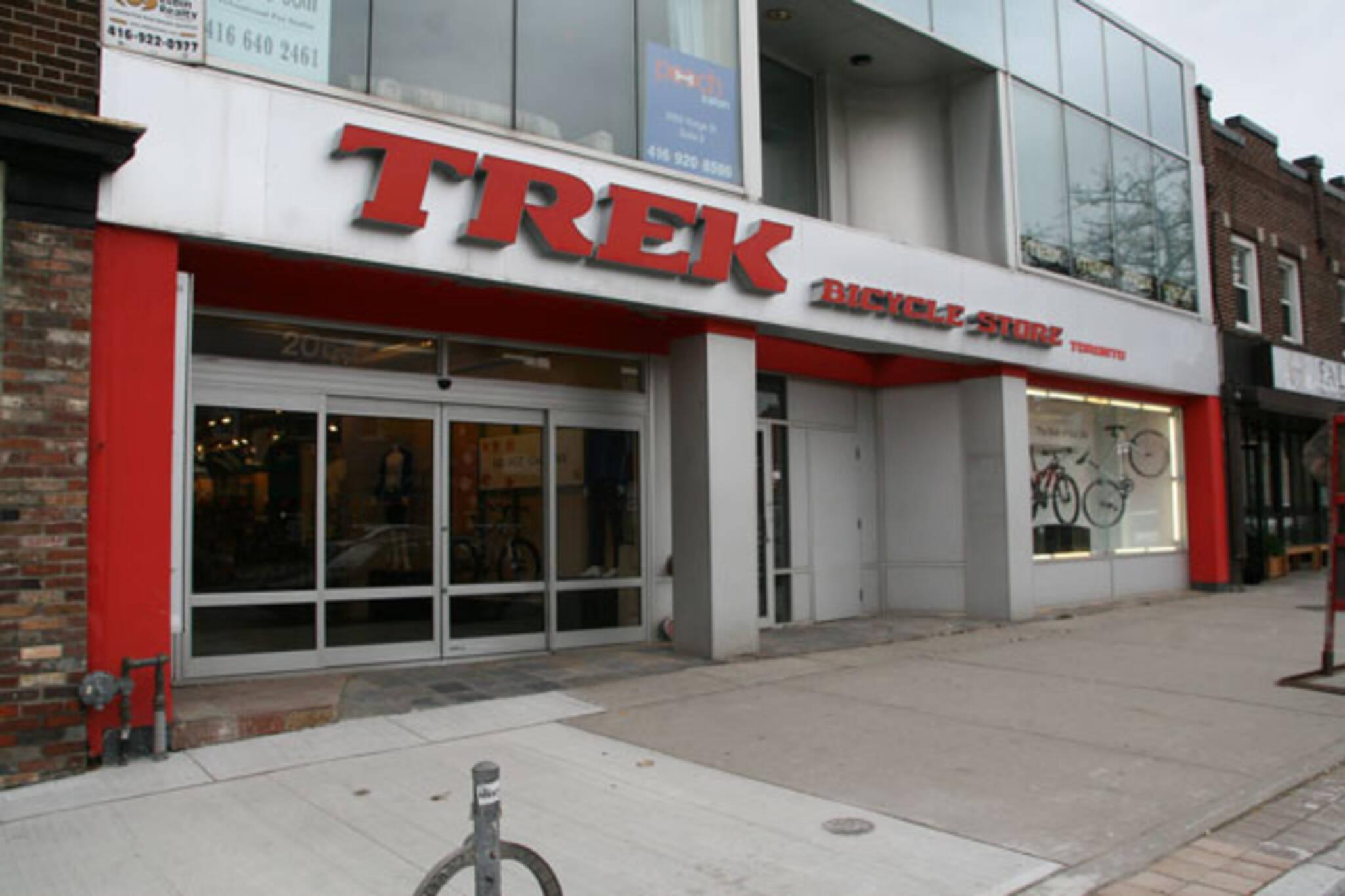 Trek Bicycle Store Toronto